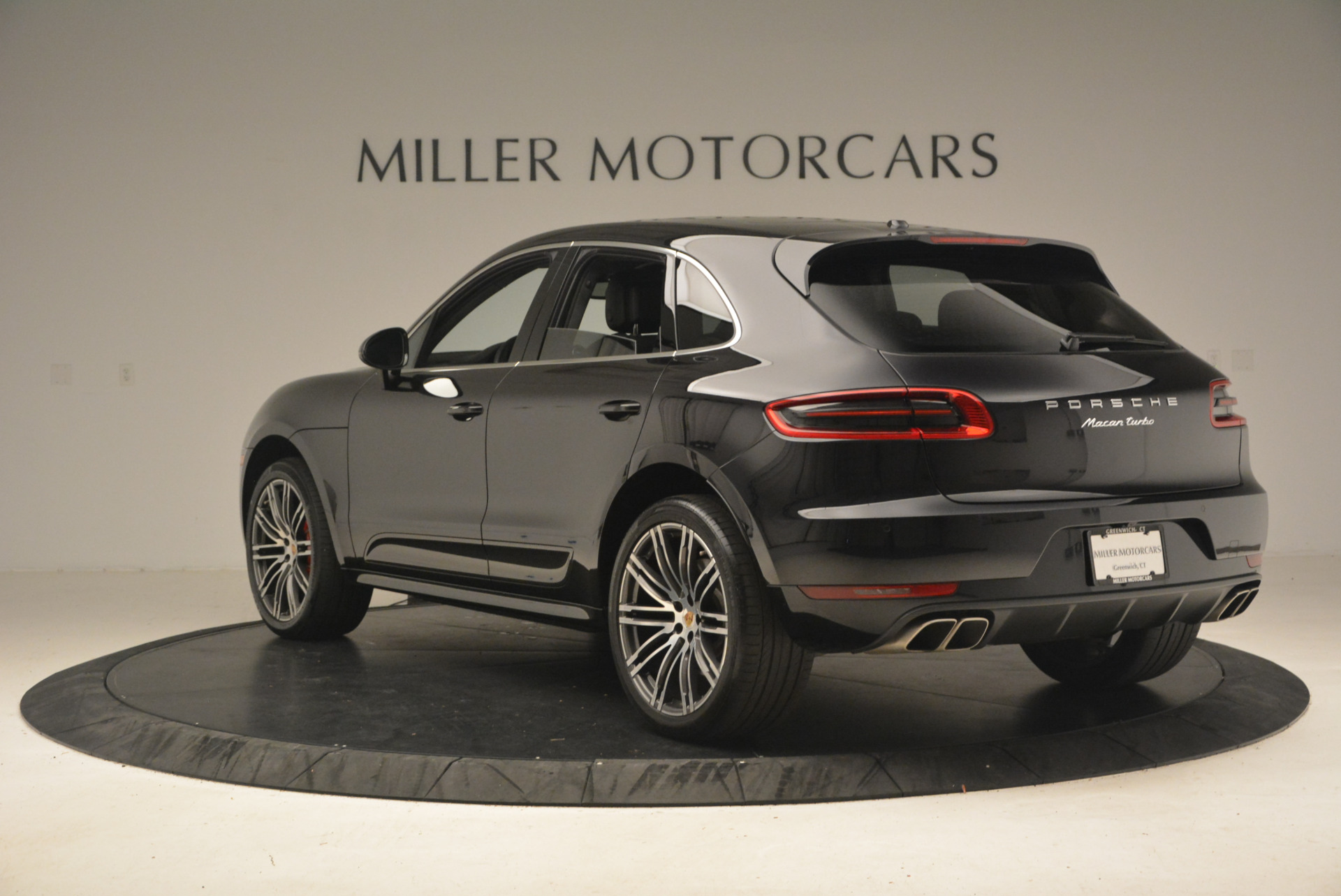 Used 2016 Porsche Macan Turbo For Sale In Greenwich, CT 1177_p5
