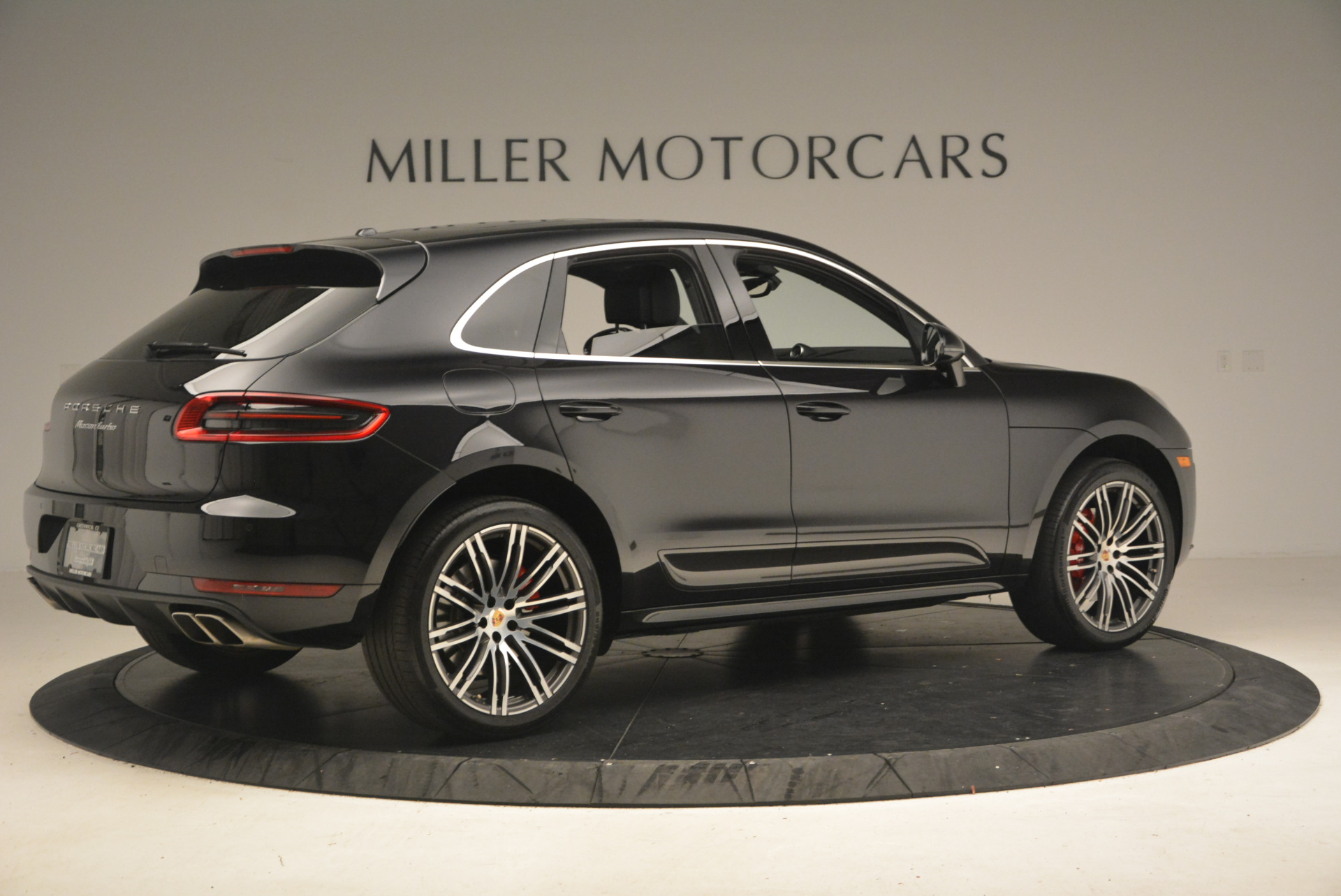 Used 2016 Porsche Macan Turbo For Sale In Greenwich, CT 1177_p8
