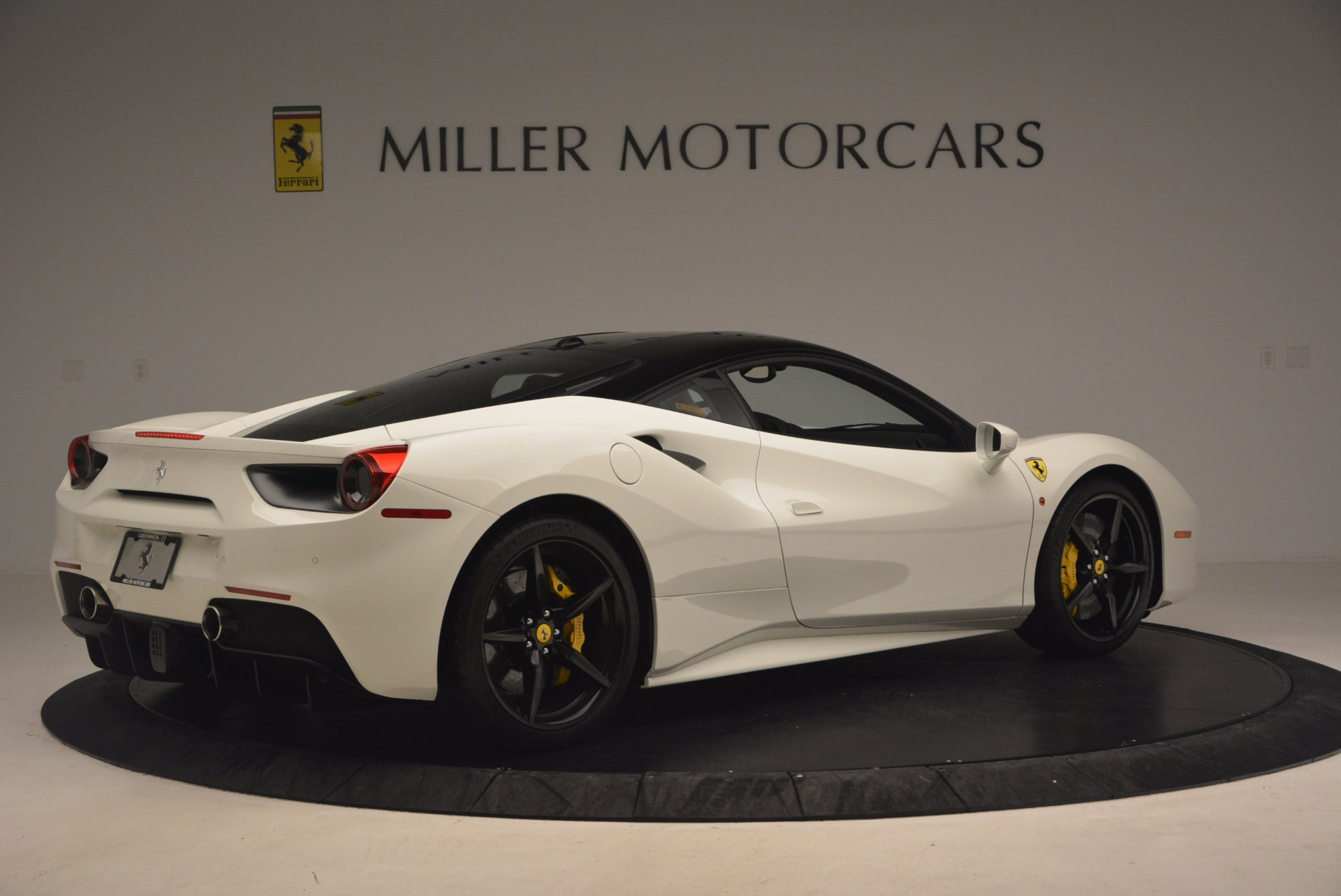 Used 2016 Ferrari 488 GTB  For Sale In Greenwich, CT 1178_p8