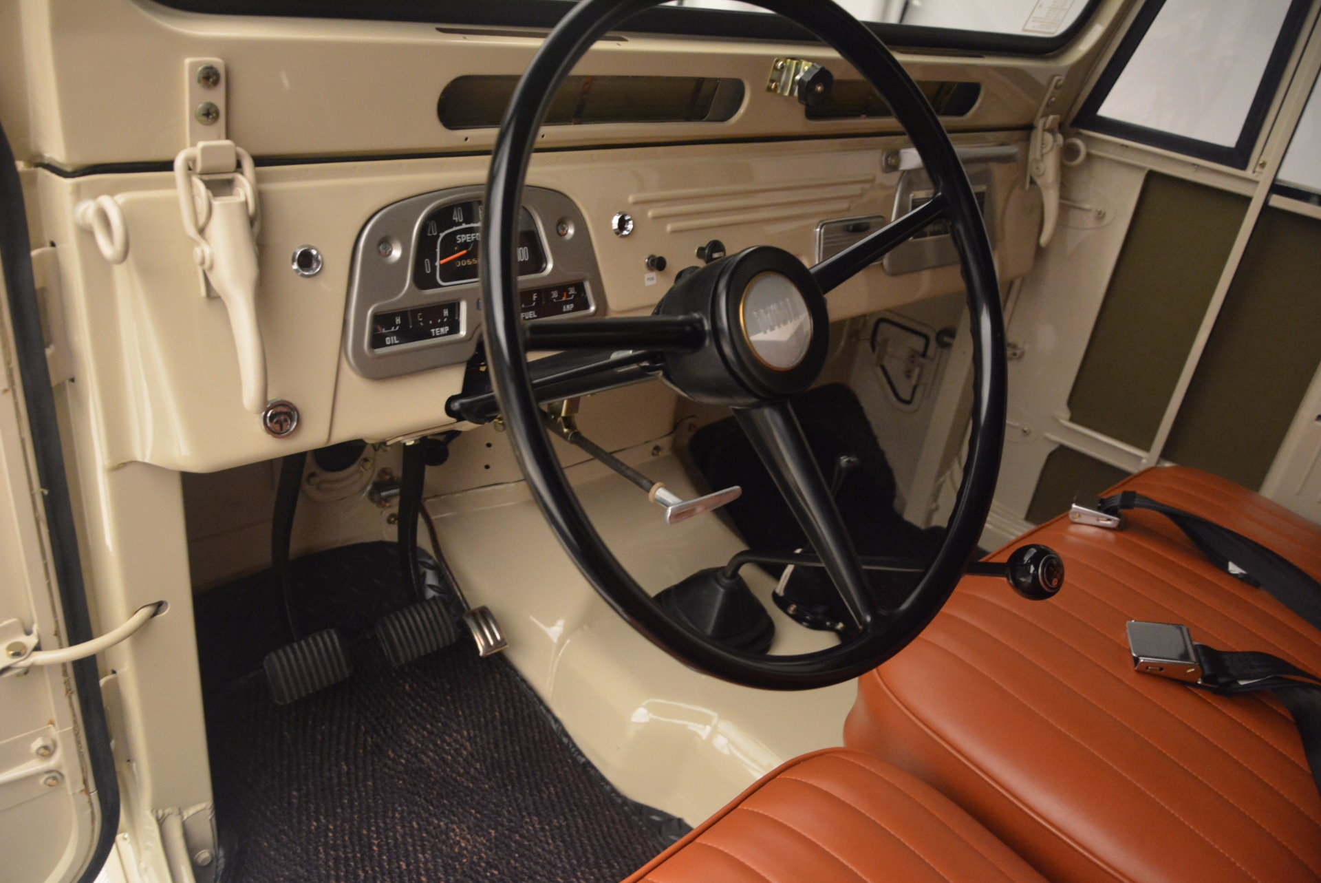 Used 1966 Toyota FJ40 Land Cruiser Land Cruiser For Sale In Greenwich, CT 1179_p17
