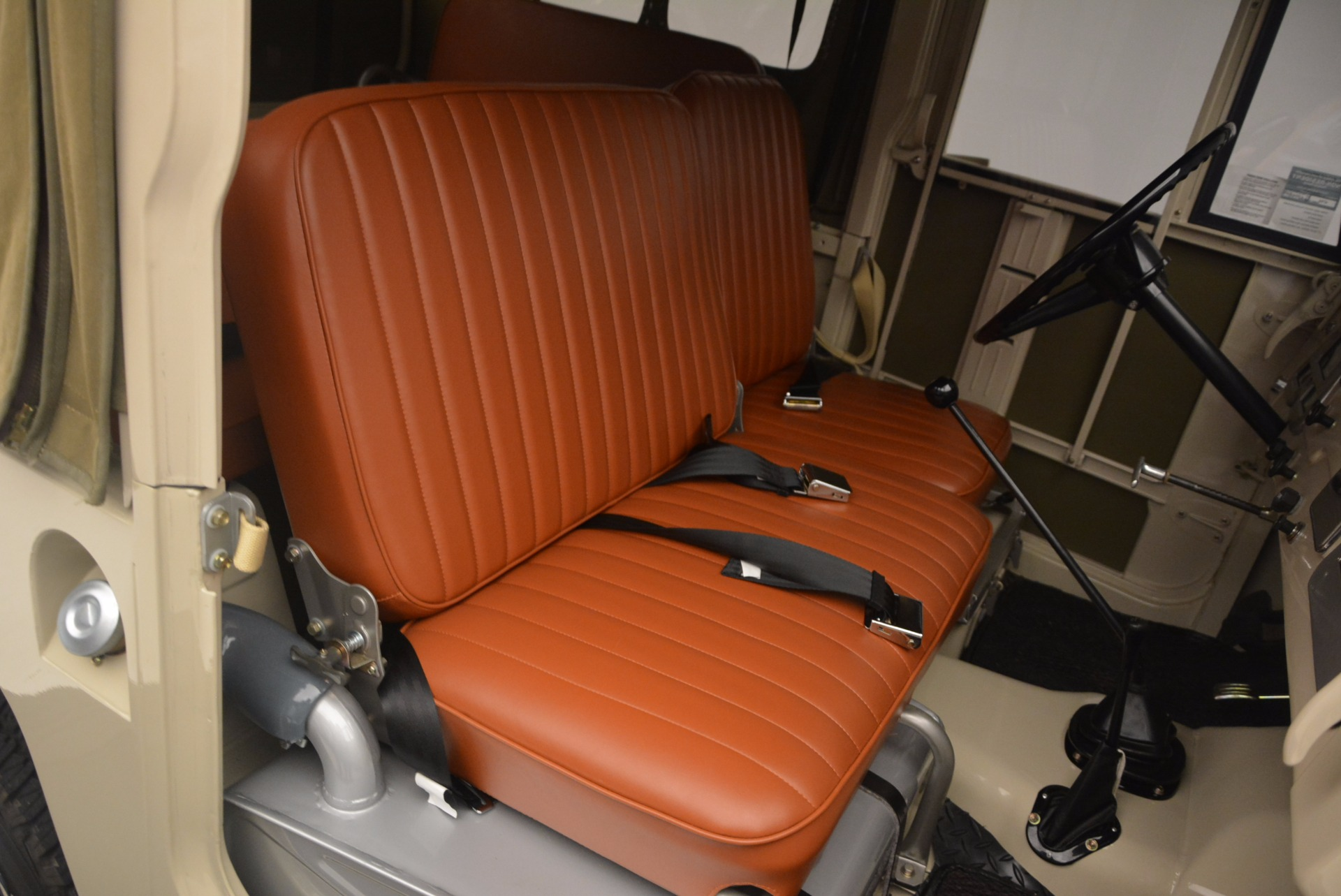 Used 1966 Toyota FJ40 Land Cruiser Land Cruiser For Sale In Greenwich, CT 1179_p20