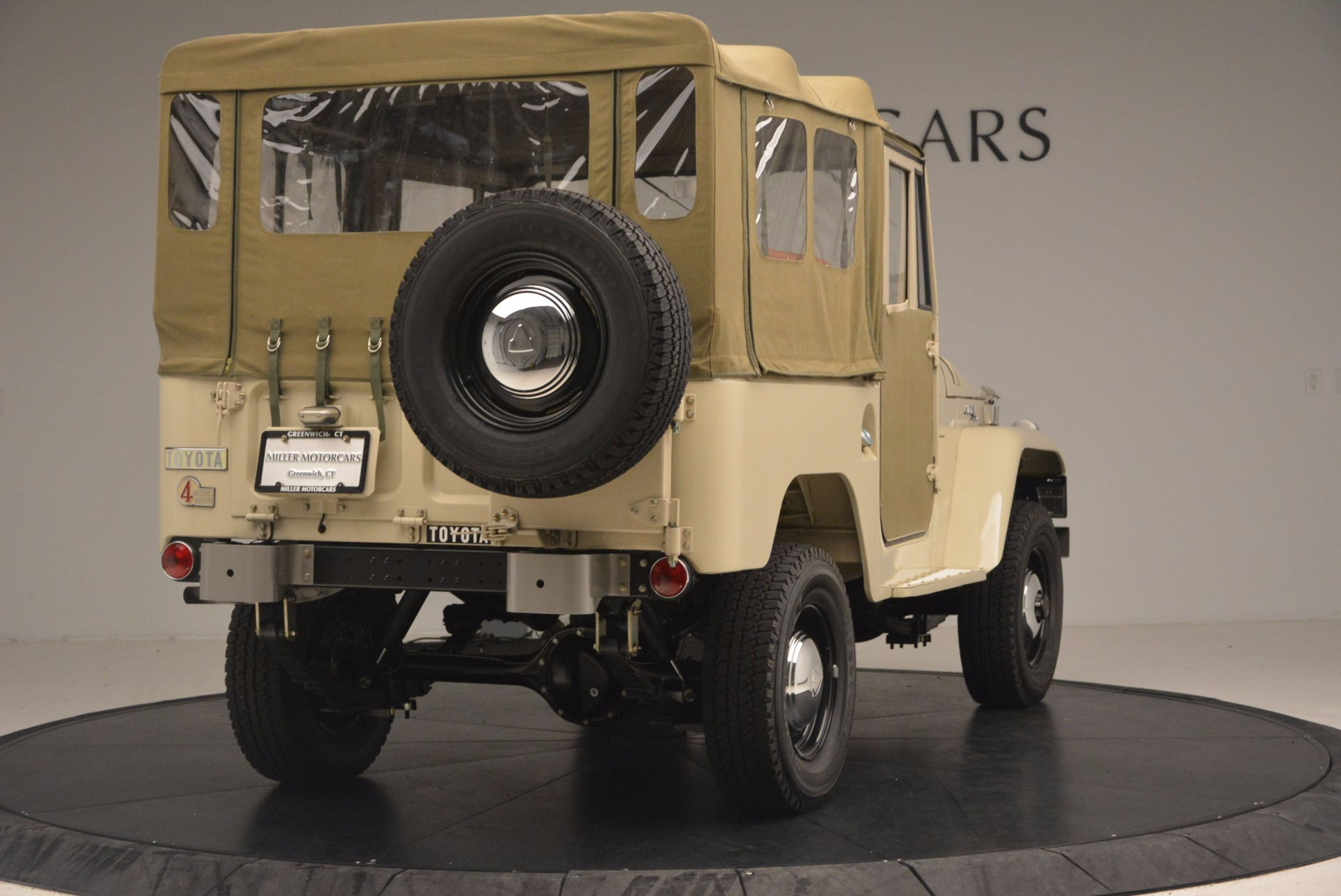 Used 1966 Toyota FJ40 Land Cruiser Land Cruiser For Sale In Greenwich, CT 1179_p9