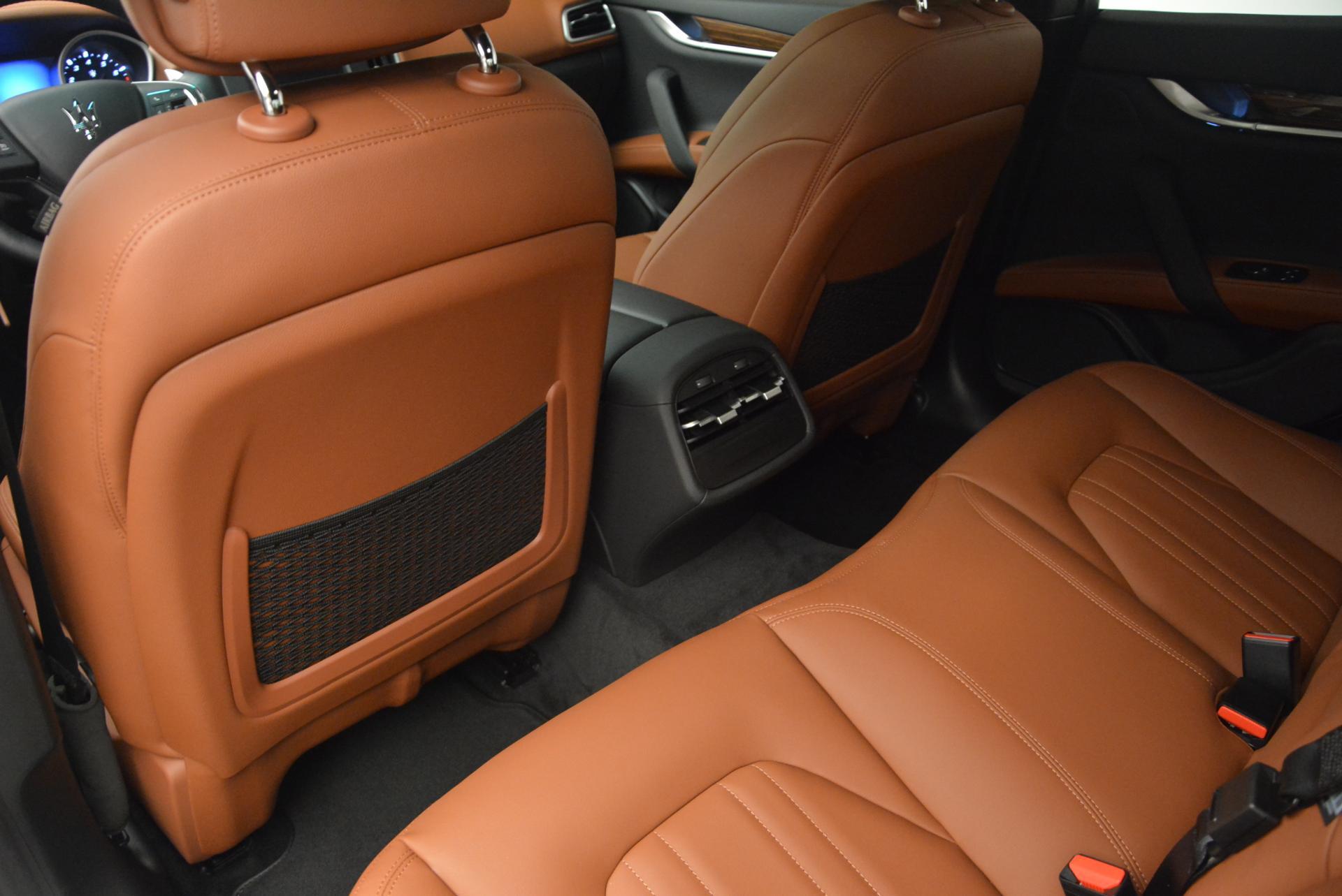 New 2016 Maserati Ghibli S Q4 For Sale In Greenwich, CT 118_p16