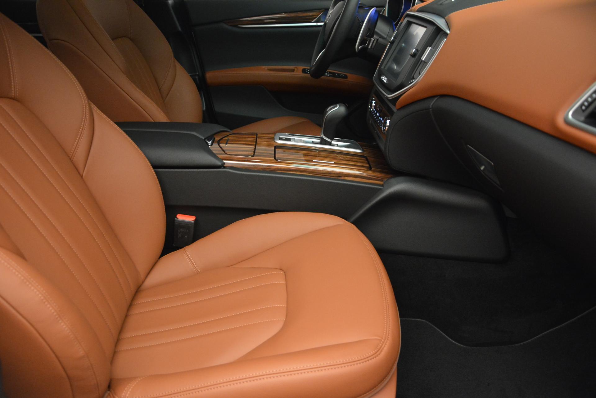 New 2016 Maserati Ghibli S Q4 For Sale In Greenwich, CT 118_p20