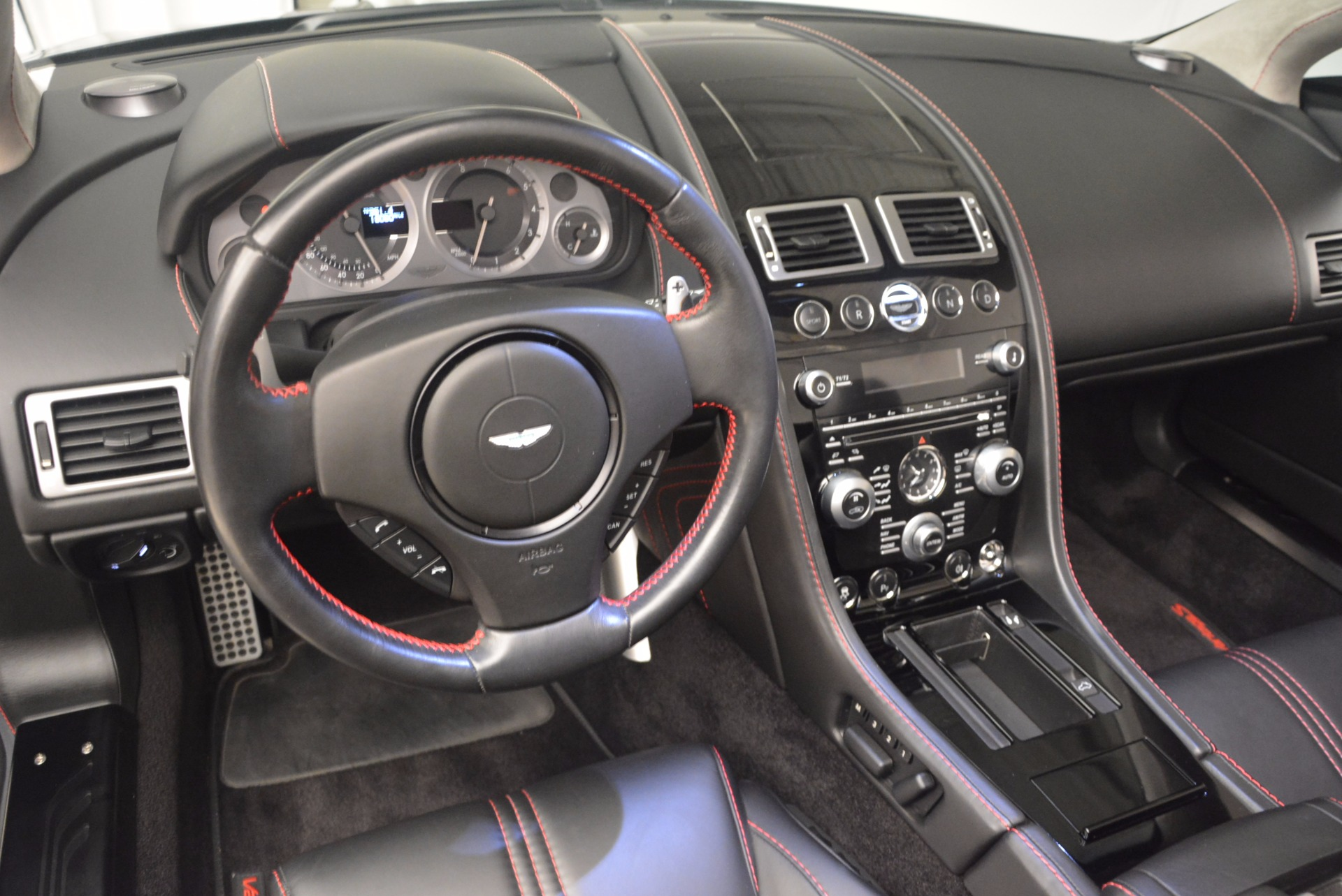 Used 2012 Aston Martin V8 Vantage S Roadster For Sale In Greenwich, CT 1181_p26