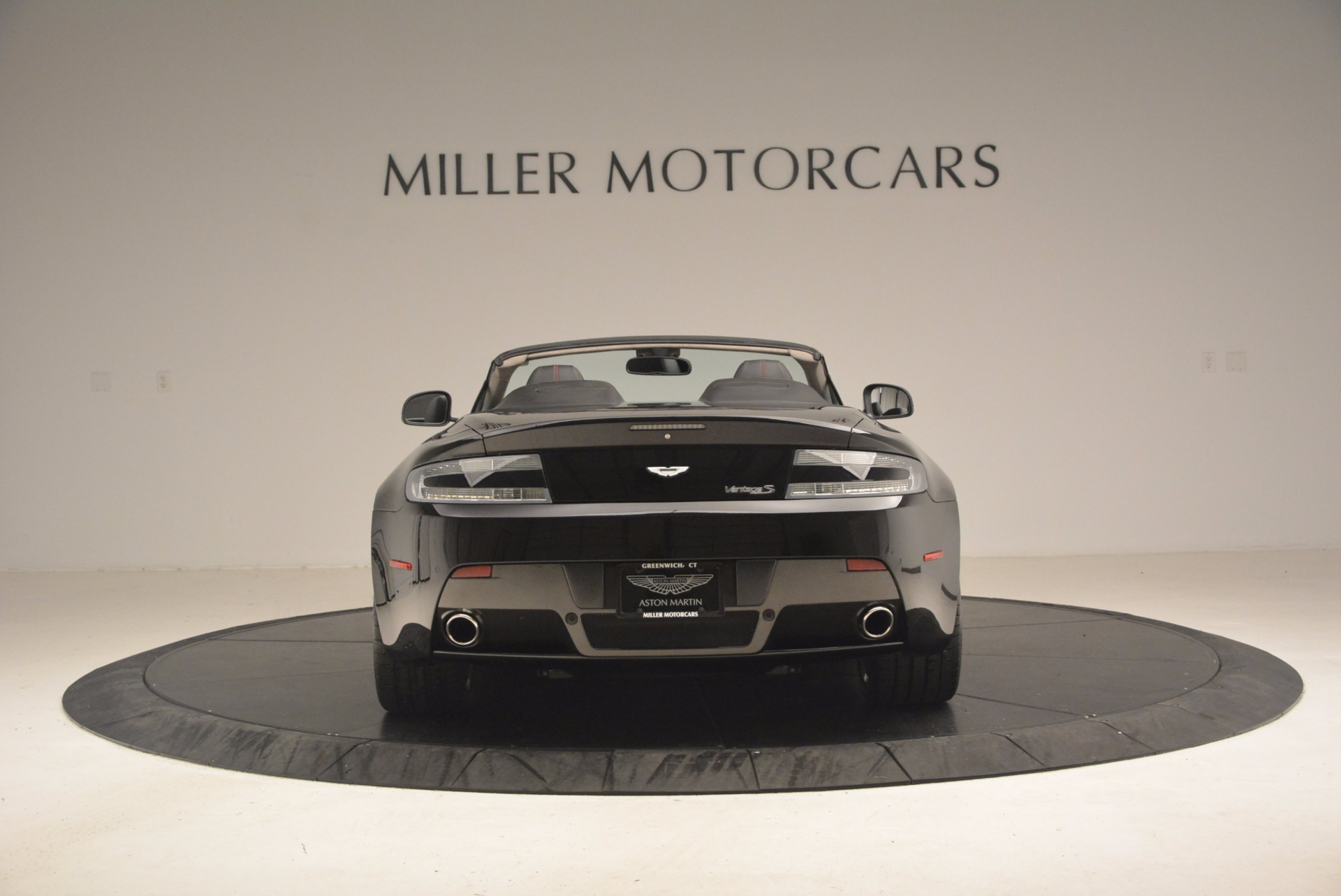 Used 2012 Aston Martin V8 Vantage S Roadster For Sale In Greenwich, CT 1181_p6