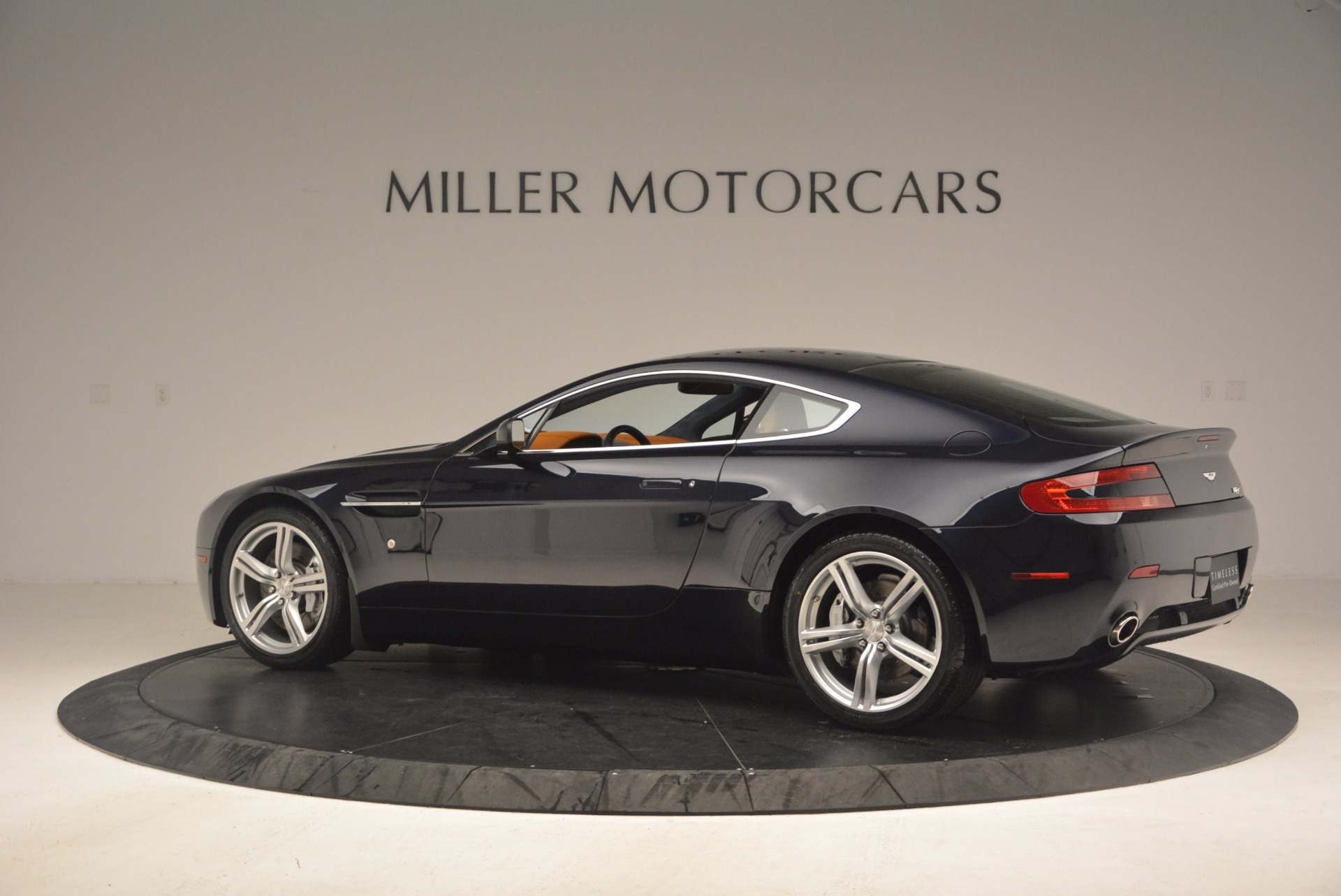 Used 2009 Aston Martin V8 Vantage  For Sale In Greenwich, CT 1183_p4