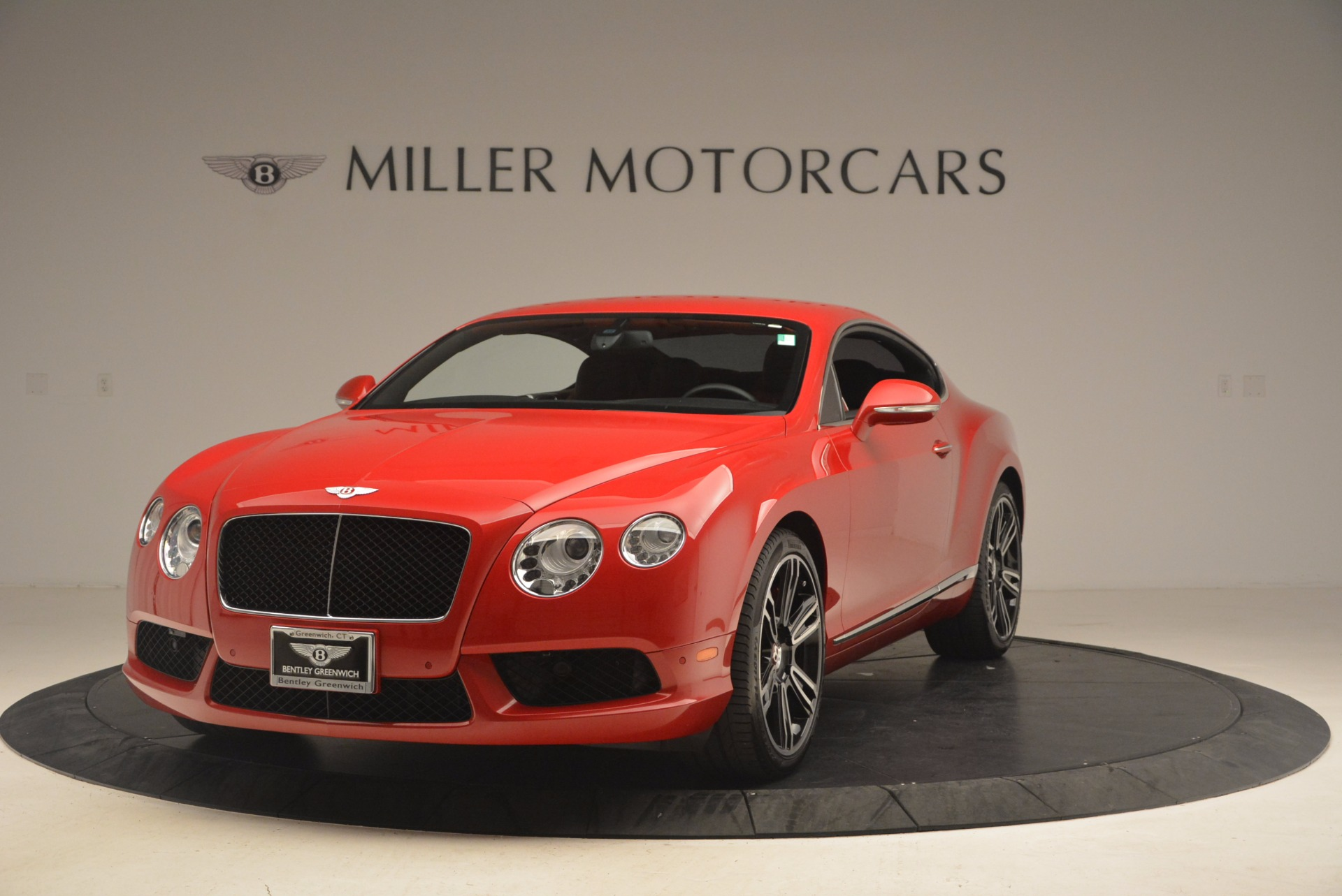 Used 2013 Bentley Continental GT V8 For Sale In Greenwich, CT 1185_main