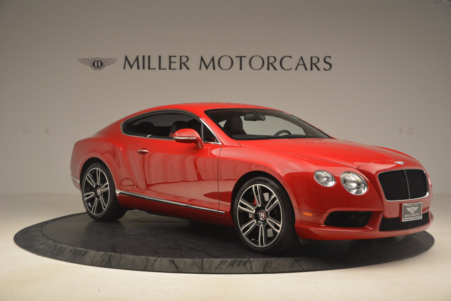 Used 2013 Bentley Continental GT V8 For Sale In Greenwich, CT 1185_p10
