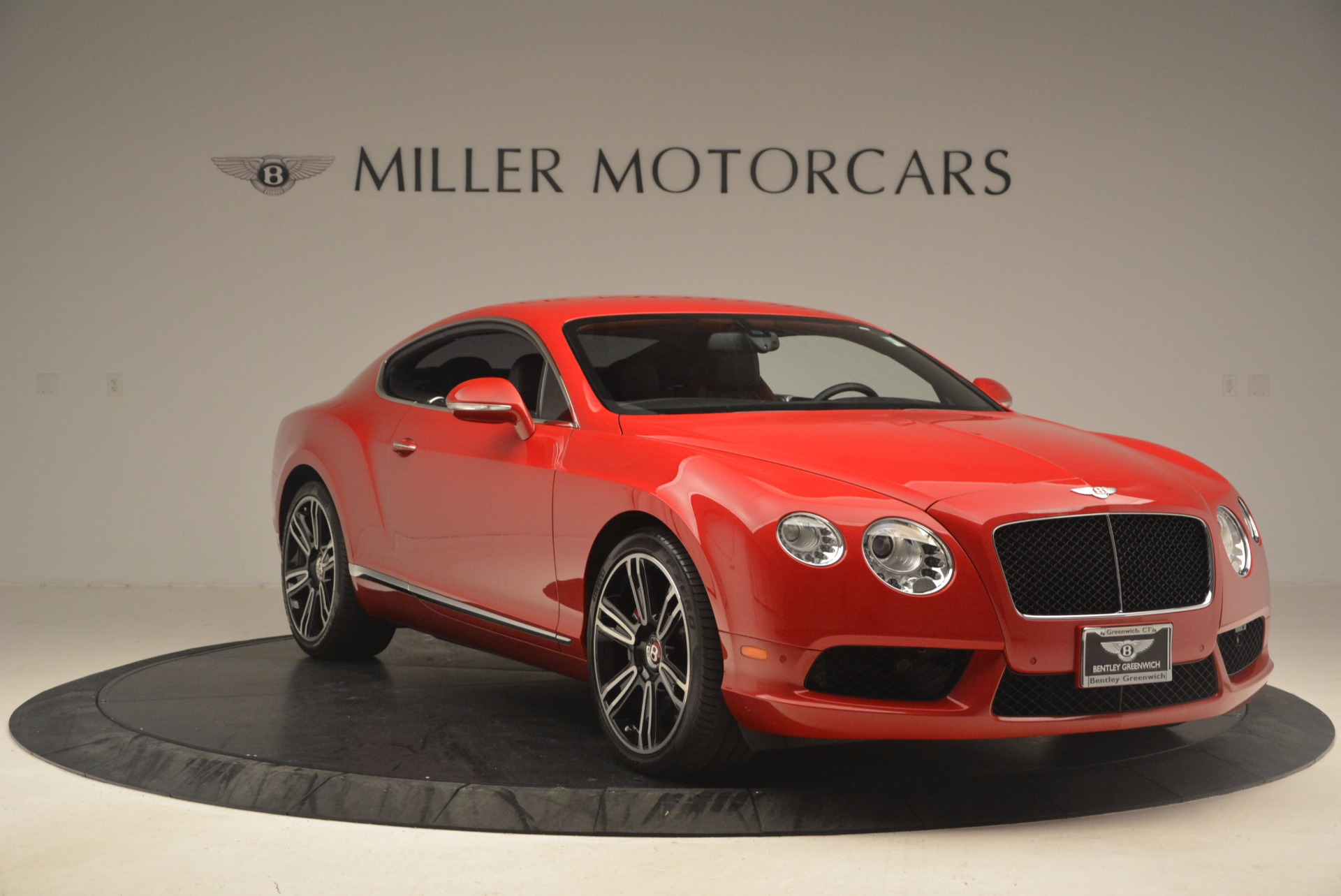 Used 2013 Bentley Continental GT V8 For Sale In Greenwich, CT 1185_p11