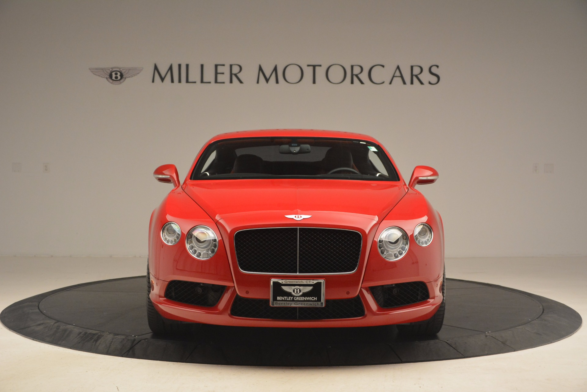 Used 2013 Bentley Continental GT V8 For Sale In Greenwich, CT 1185_p12