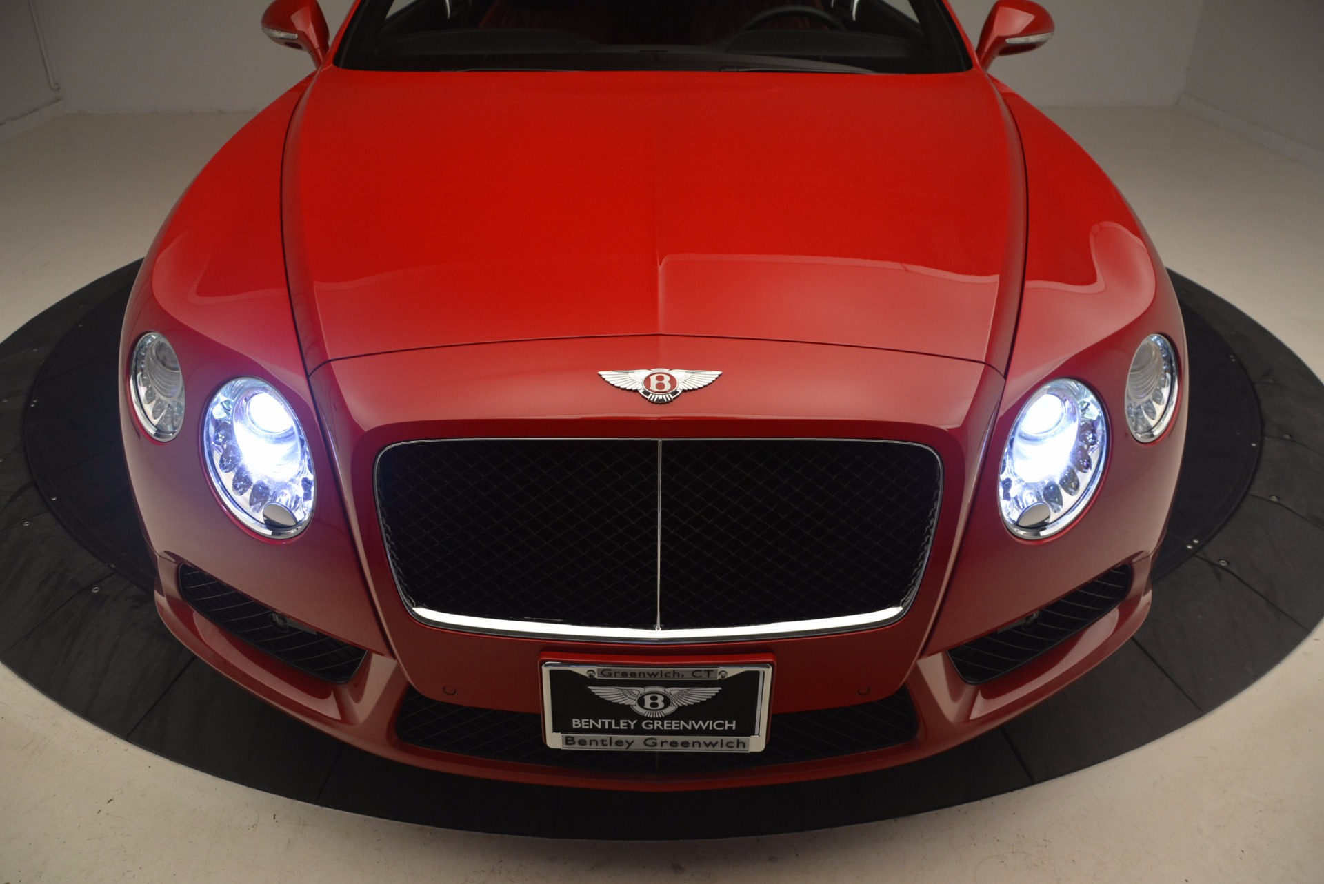 Used 2013 Bentley Continental GT V8 For Sale In Greenwich, CT 1185_p15
