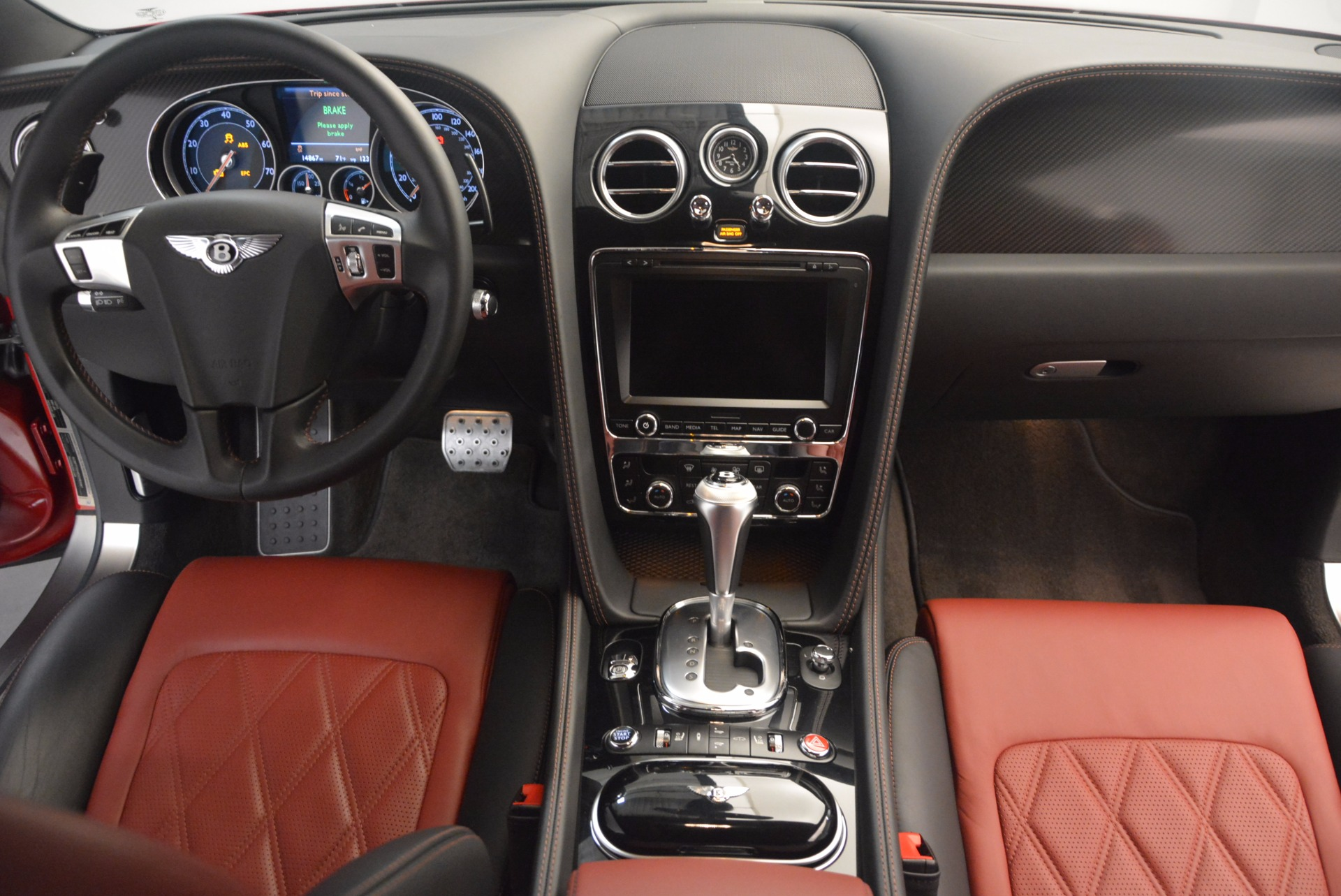 Used 2013 Bentley Continental GT V8 For Sale In Greenwich, CT 1185_p33