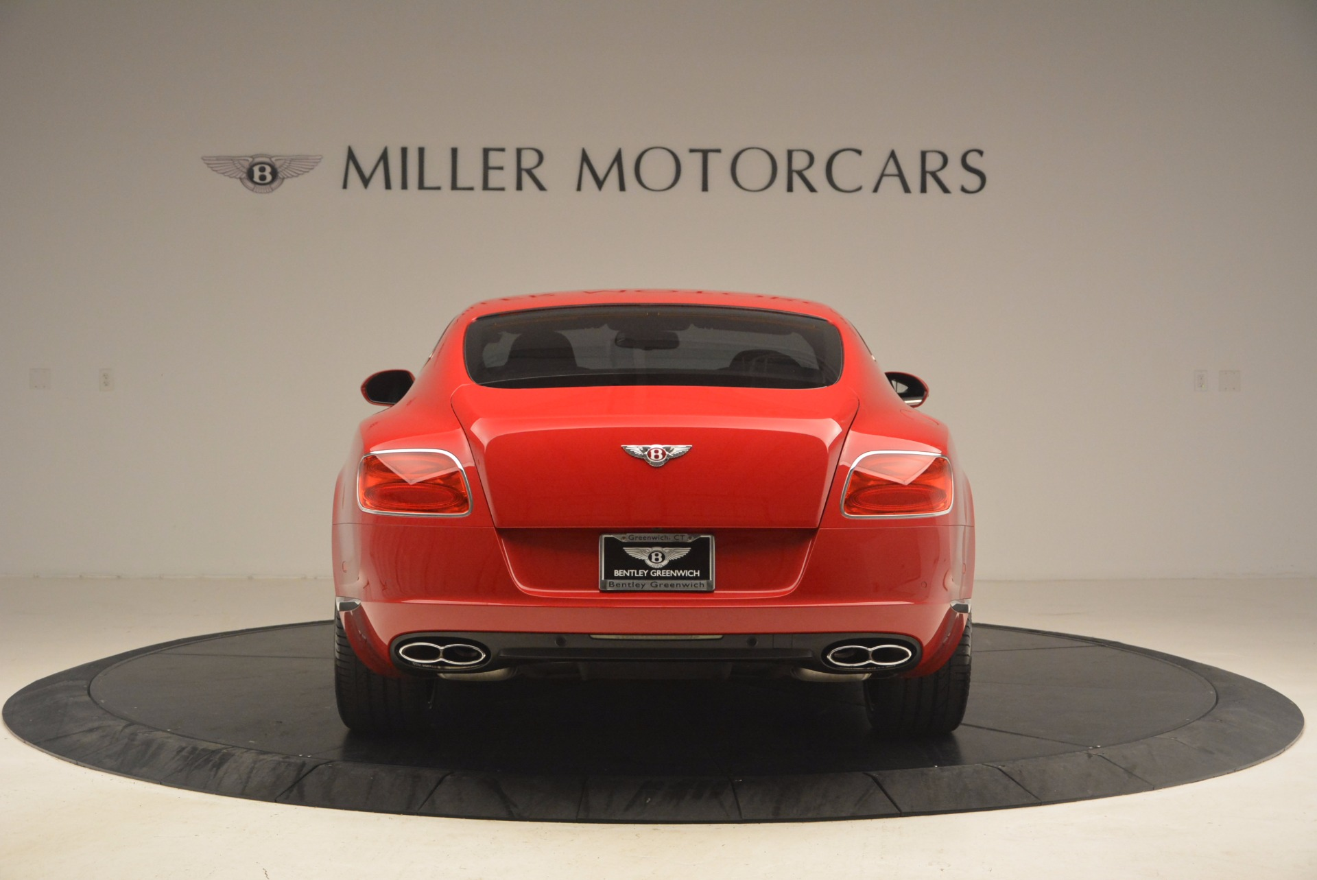 Used 2013 Bentley Continental GT V8 For Sale In Greenwich, CT 1185_p6