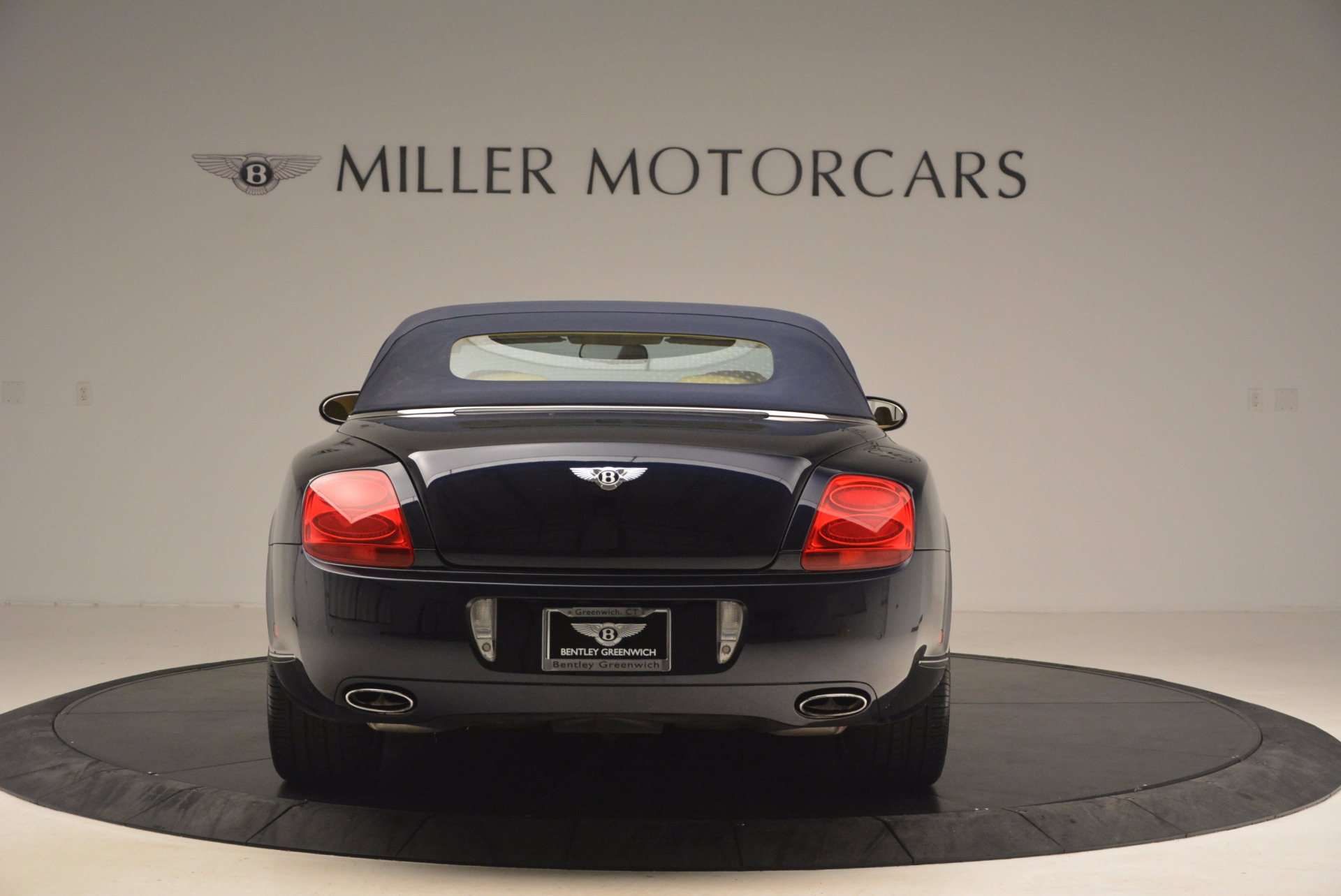 Used 2007 Bentley Continental GTC  For Sale In Greenwich, CT 1186_p19
