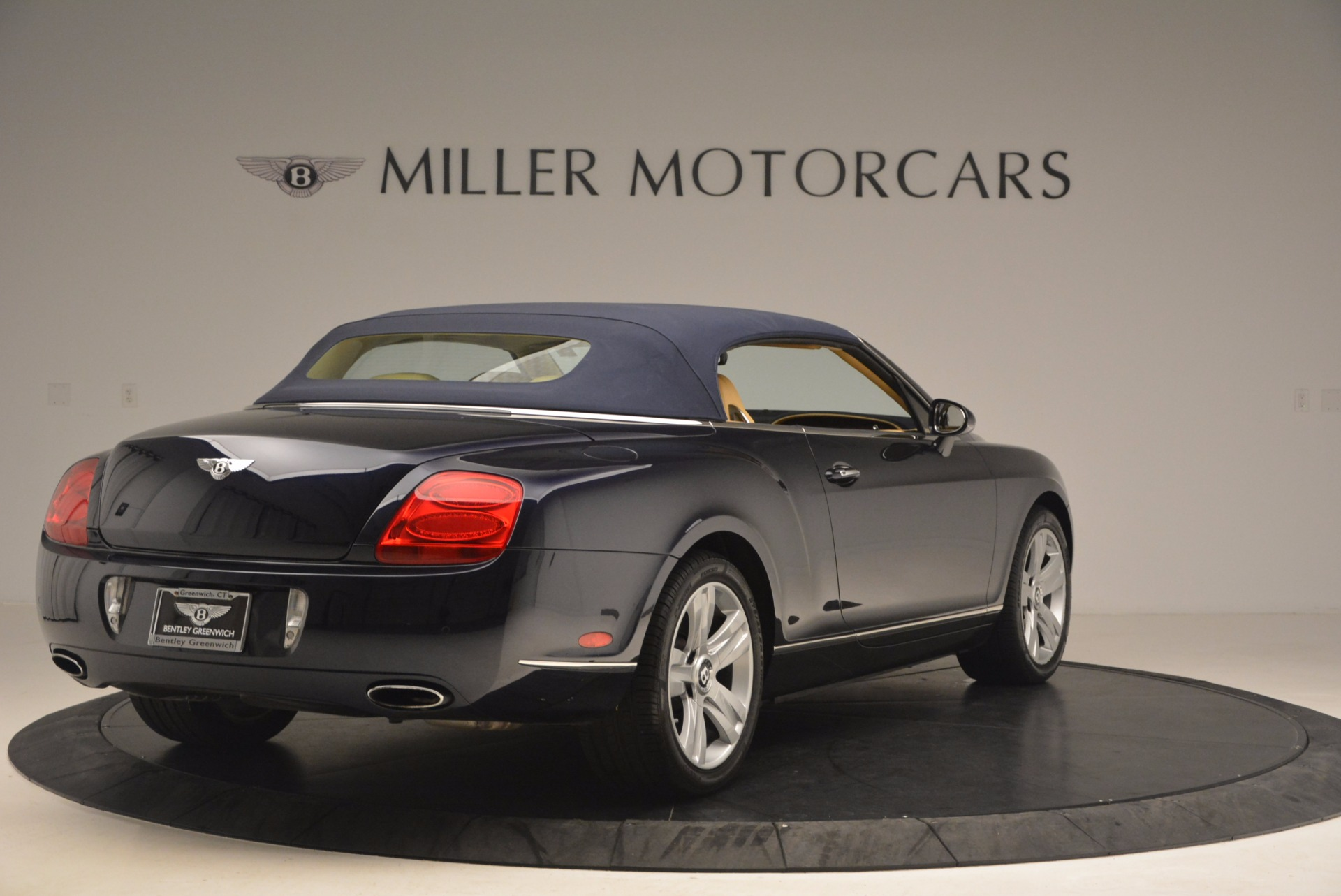 Used 2007 Bentley Continental GTC  For Sale In Greenwich, CT 1186_p20