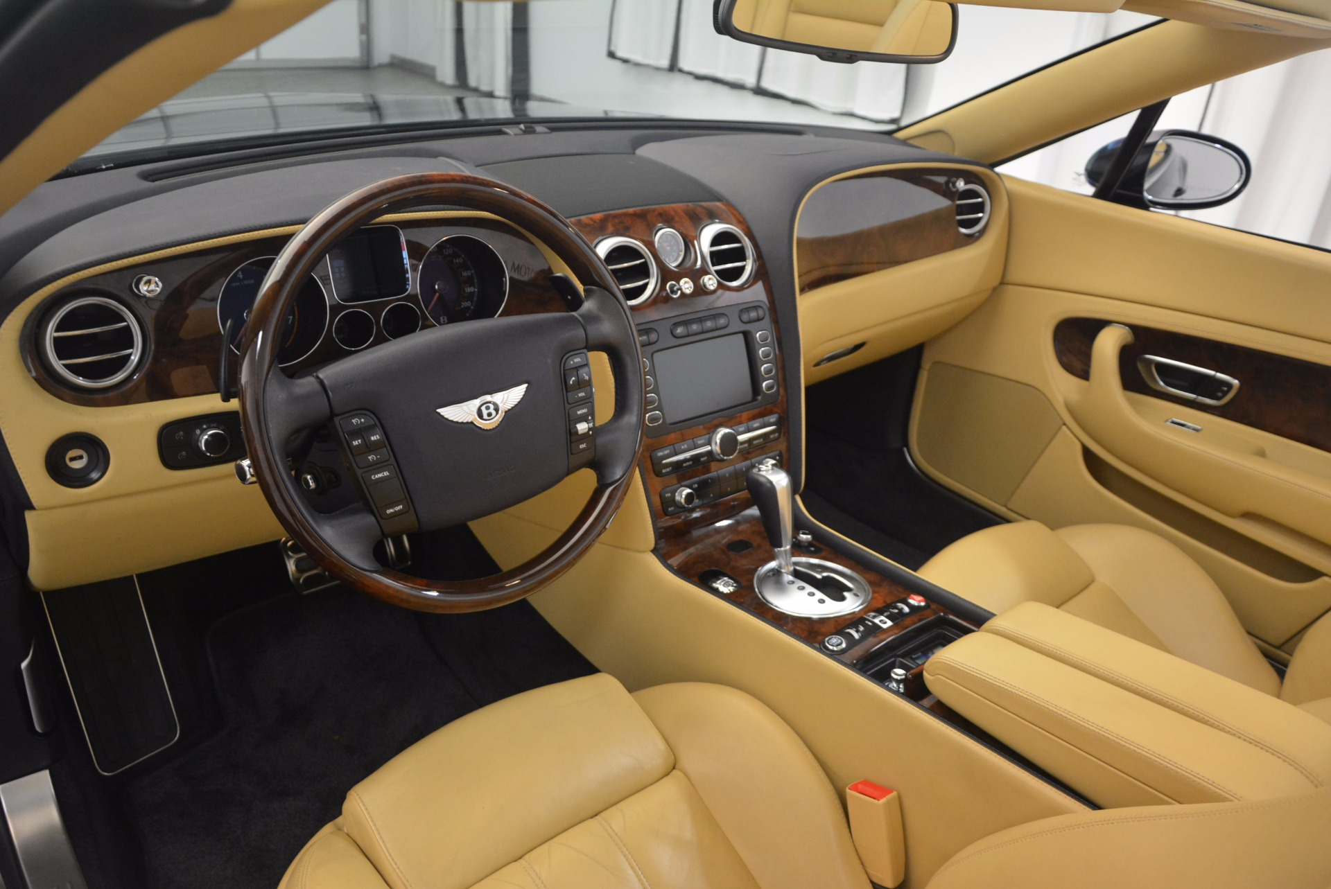 Used 2007 Bentley Continental GTC  For Sale In Greenwich, CT 1186_p32