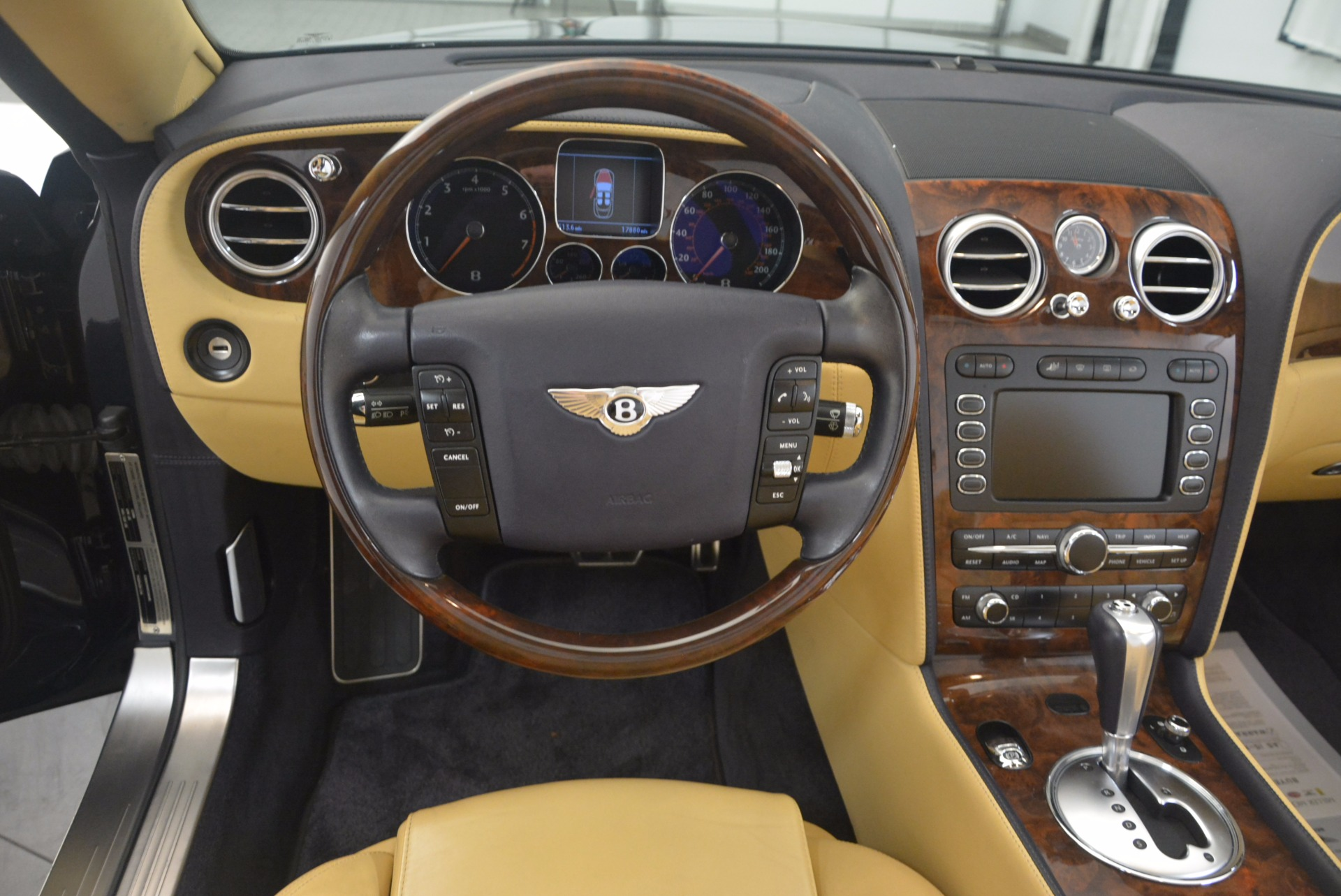 Used 2007 Bentley Continental GTC  For Sale In Greenwich, CT 1186_p33
