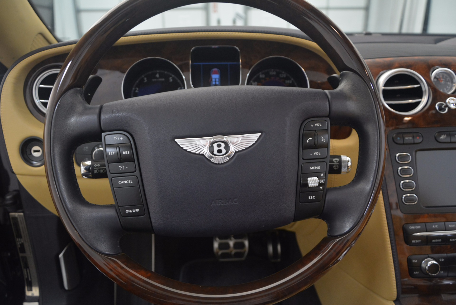 Used 2007 Bentley Continental GTC  For Sale In Greenwich, CT 1186_p34