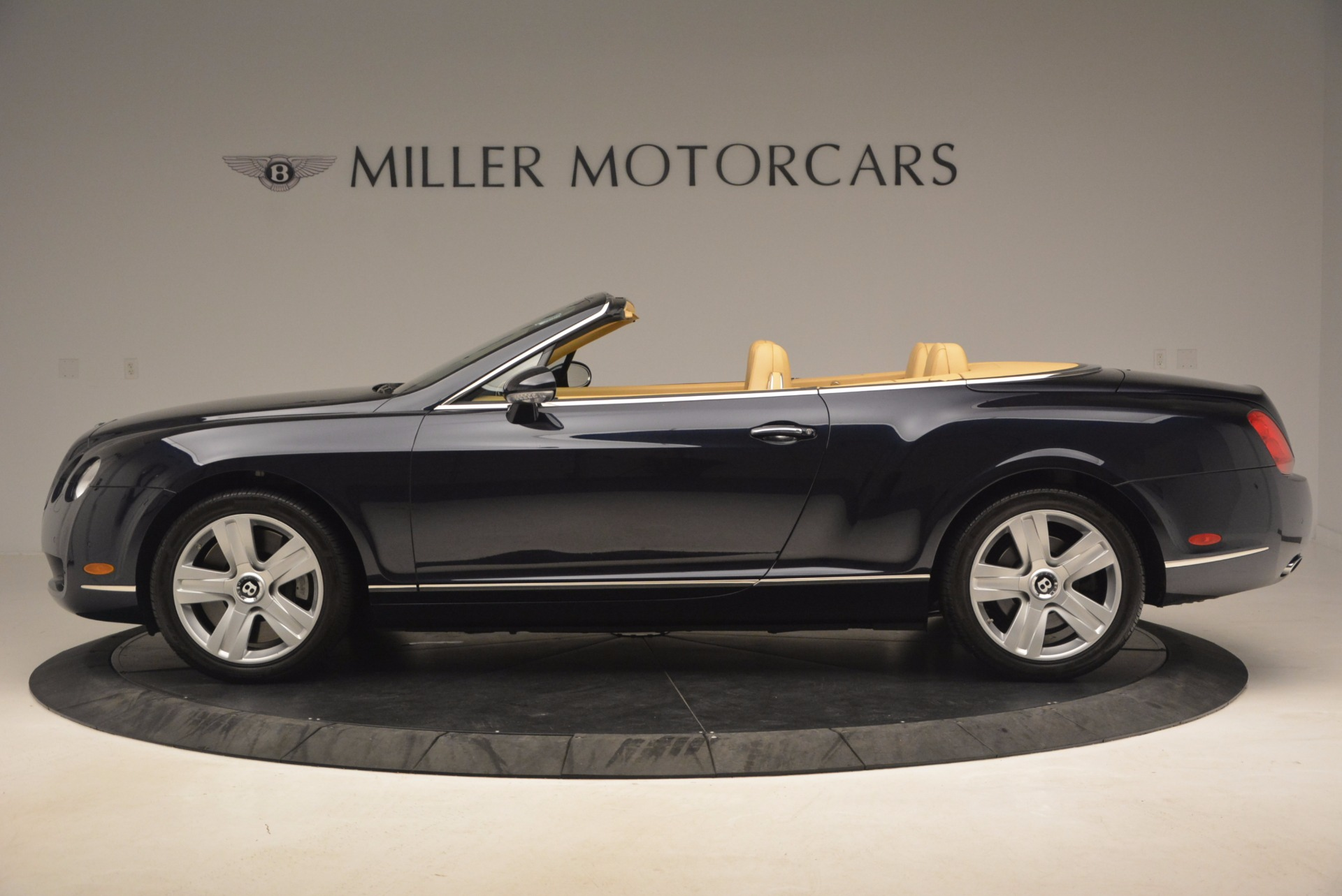 Used 2007 Bentley Continental GTC  For Sale In Greenwich, CT 1186_p3