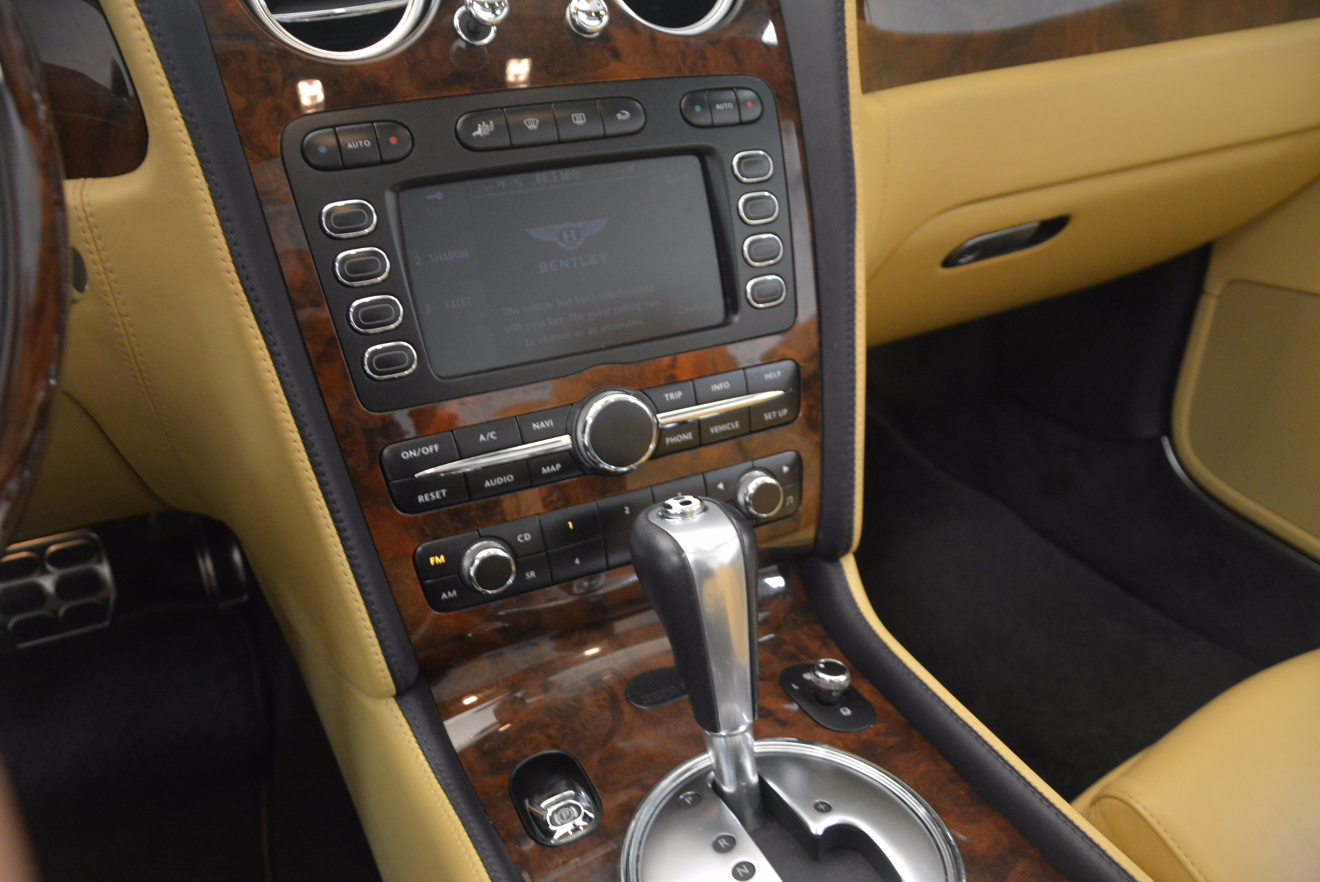 Used 2007 Bentley Continental GTC  For Sale In Greenwich, CT 1186_p41