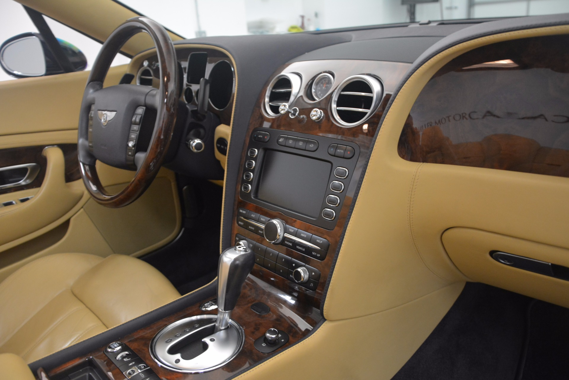 Used 2007 Bentley Continental GTC  For Sale In Greenwich, CT 1186_p47