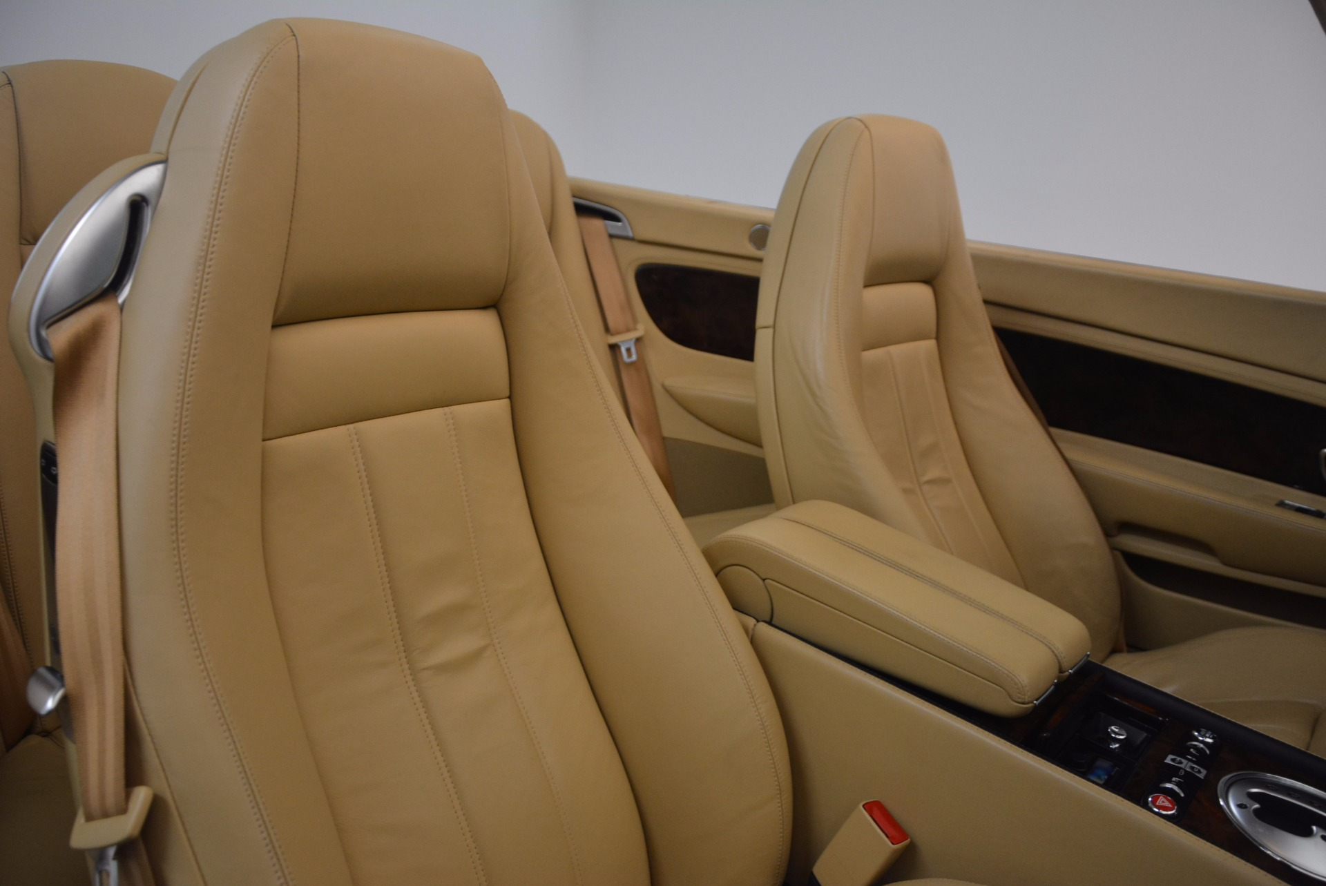 Used 2007 Bentley Continental GTC  For Sale In Greenwich, CT 1186_p51