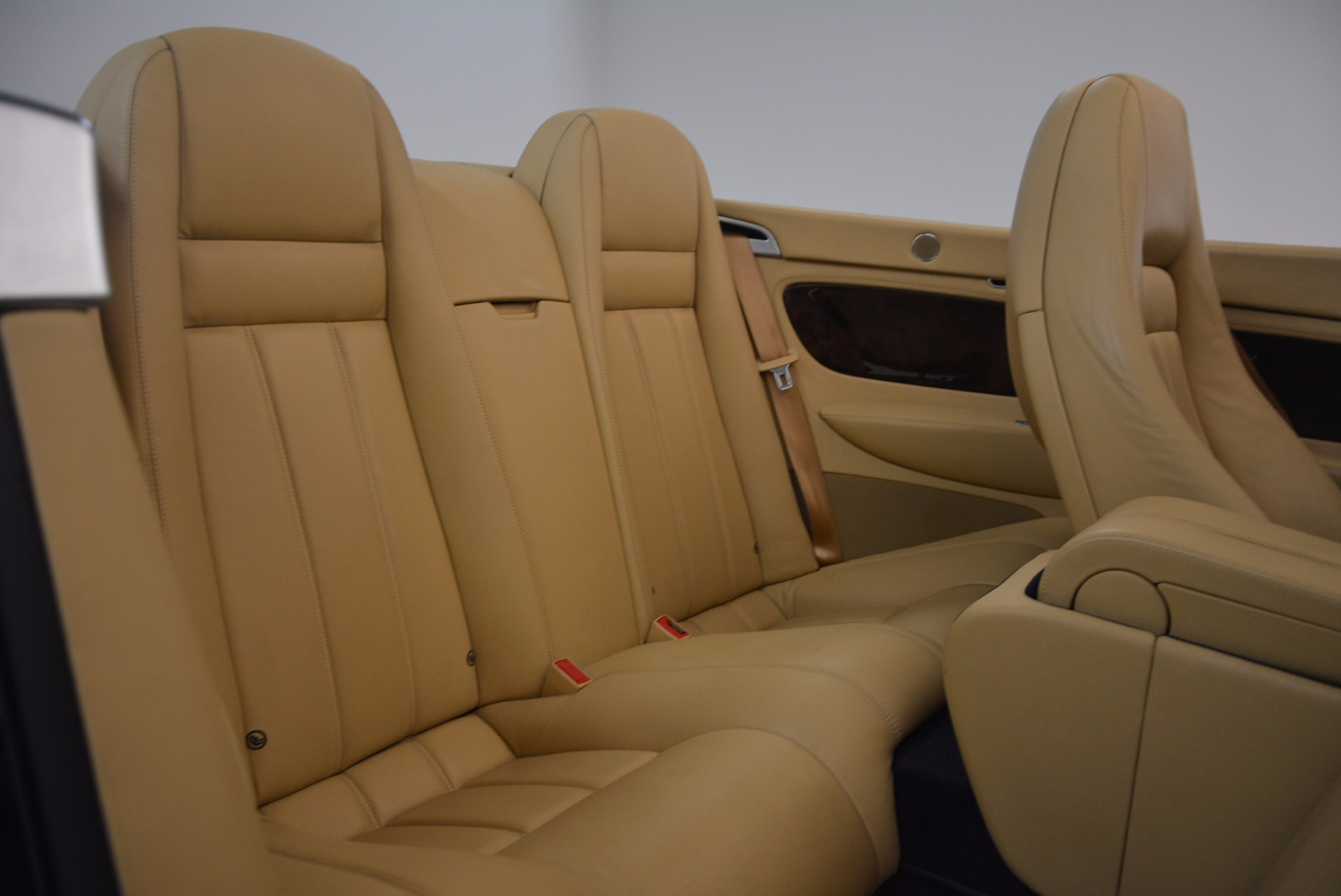 Used 2007 Bentley Continental GTC  For Sale In Greenwich, CT 1186_p53