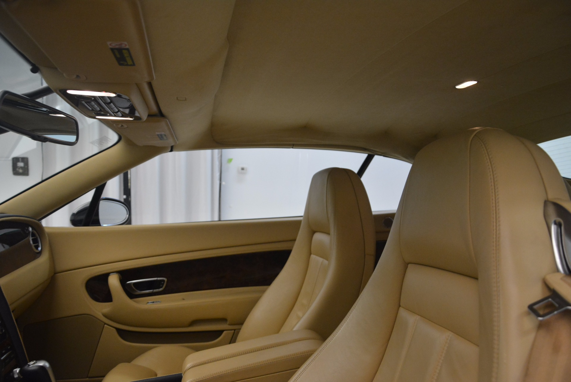 Used 2007 Bentley Continental GTC  For Sale In Greenwich, CT 1186_p54
