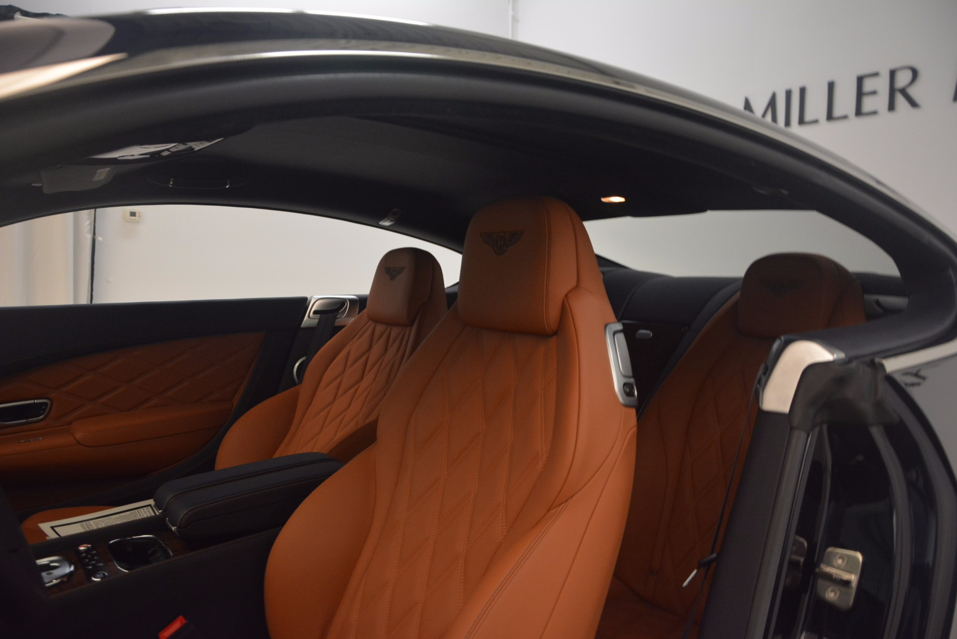 Used 2014 Bentley Continental GT V8 For Sale In Greenwich, CT 1187_p21