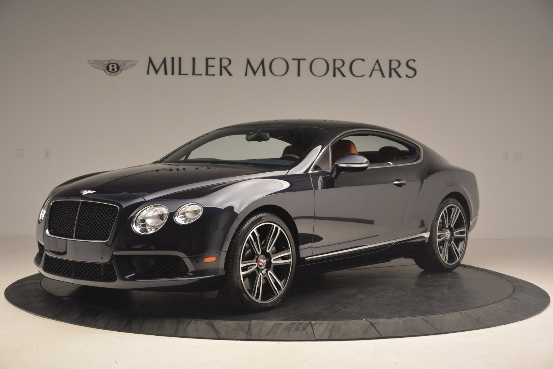 Used 2014 Bentley Continental GT V8 For Sale In Greenwich, CT 1187_p2