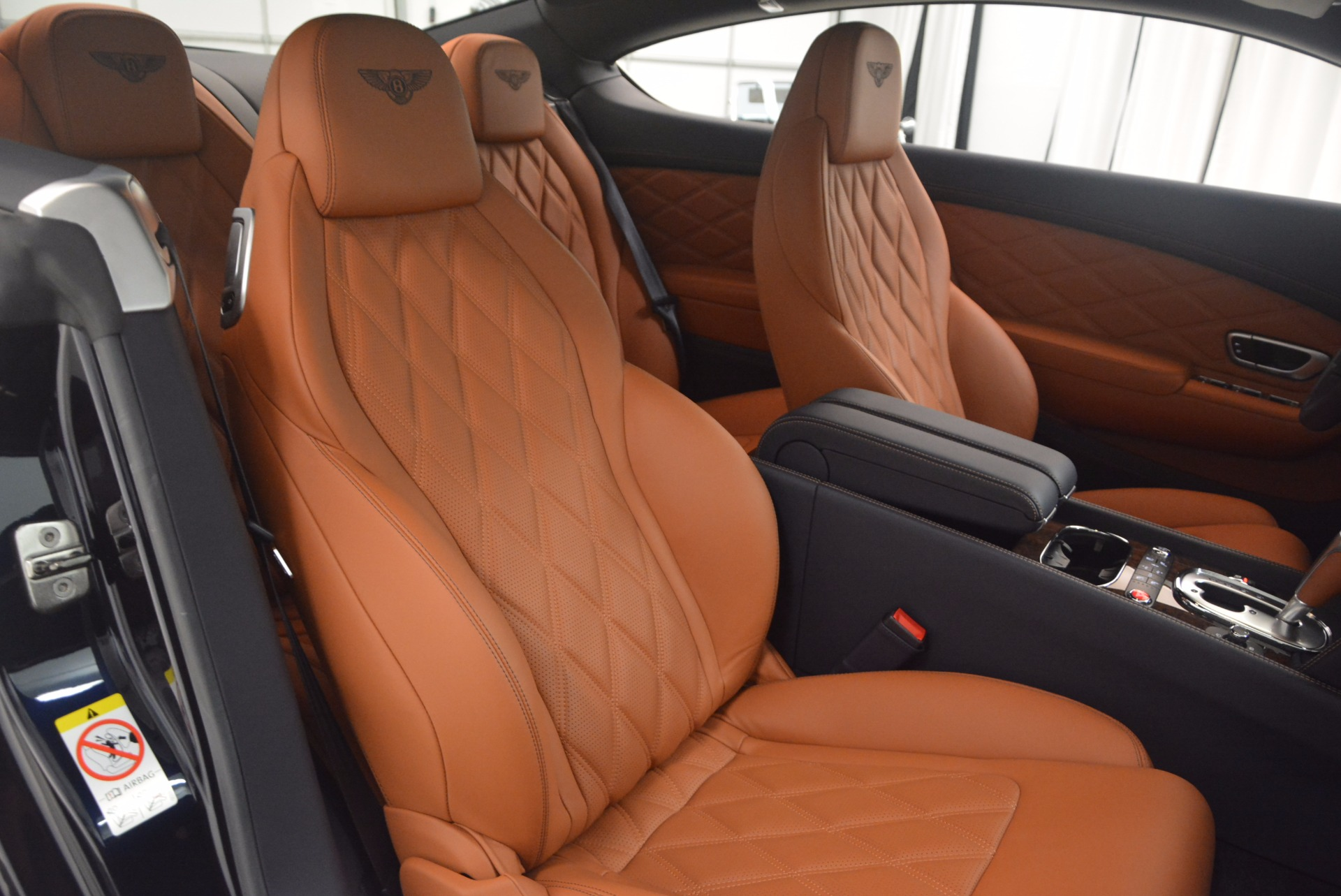Used 2014 Bentley Continental GT V8 For Sale In Greenwich, CT 1187_p32