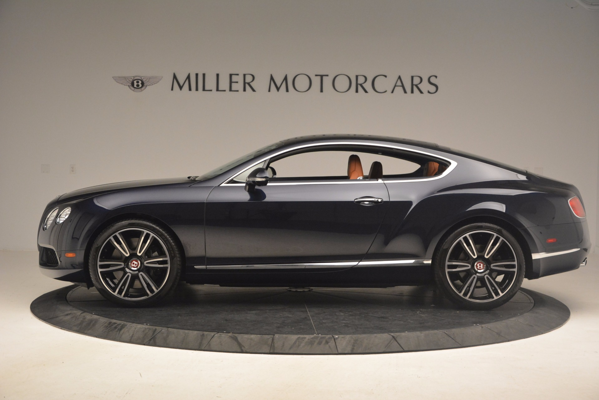 Used 2014 Bentley Continental GT V8 For Sale In Greenwich, CT 1187_p3