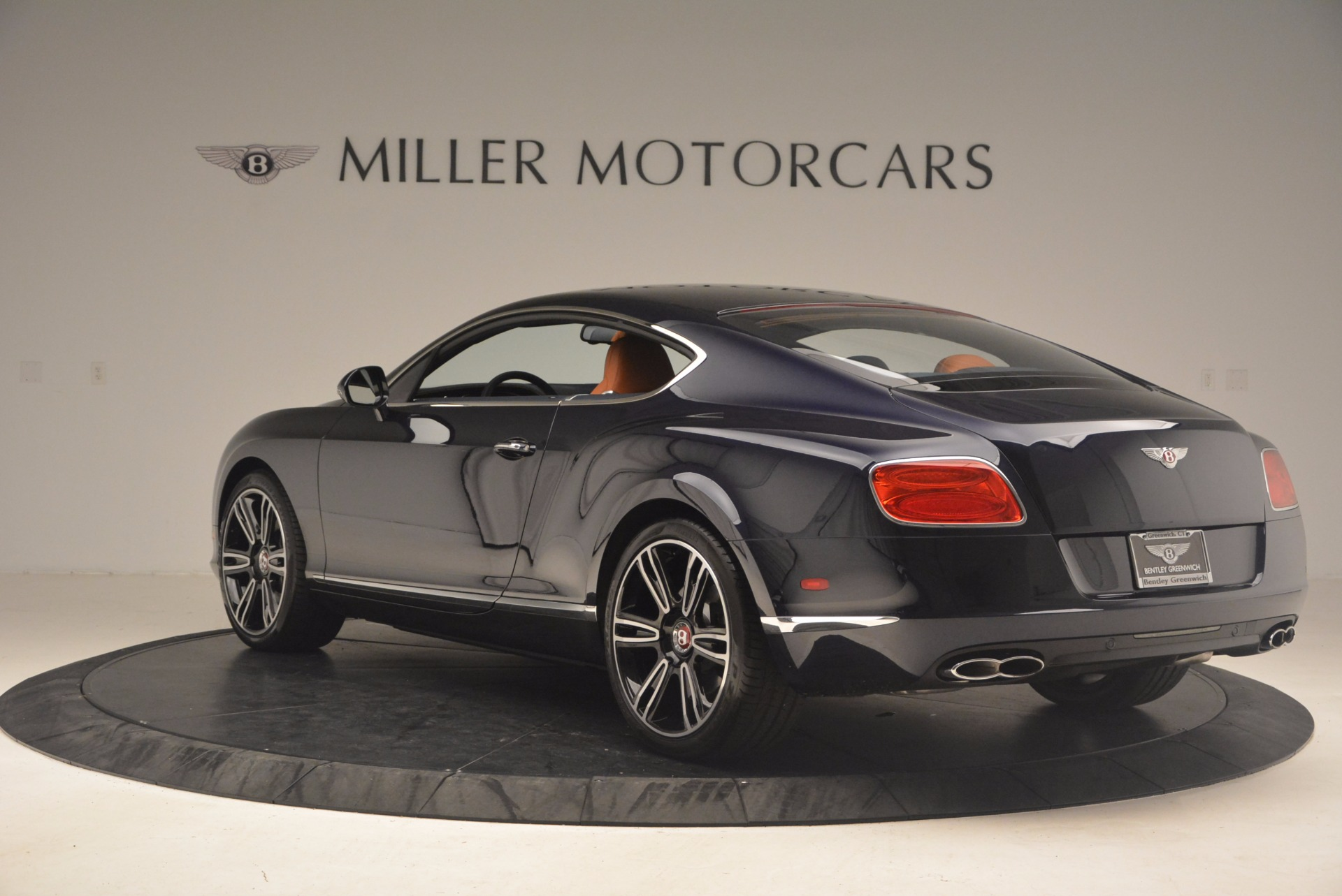 Used 2014 Bentley Continental GT V8 For Sale In Greenwich, CT 1187_p5