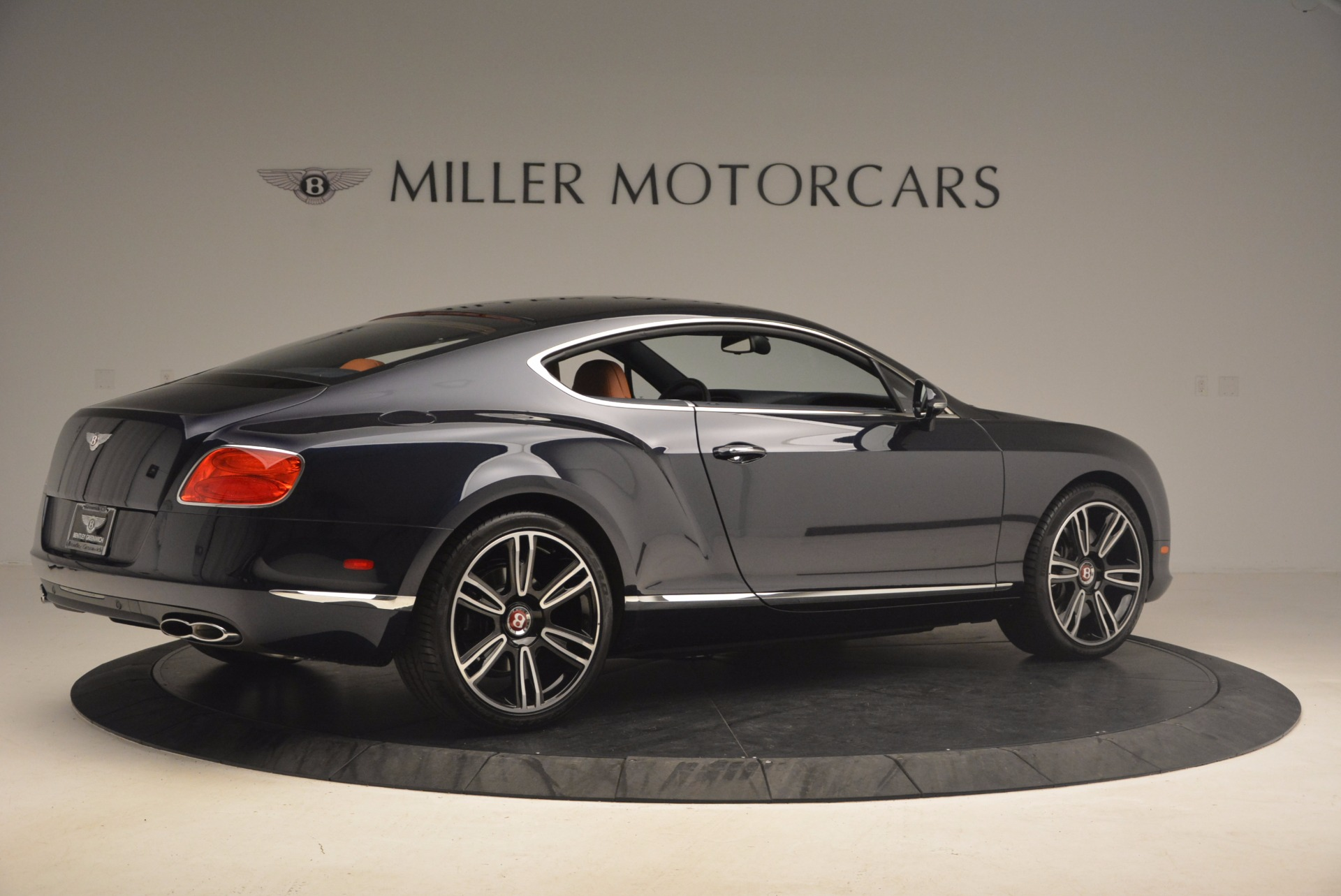 Used 2014 Bentley Continental GT V8 For Sale In Greenwich, CT 1187_p8