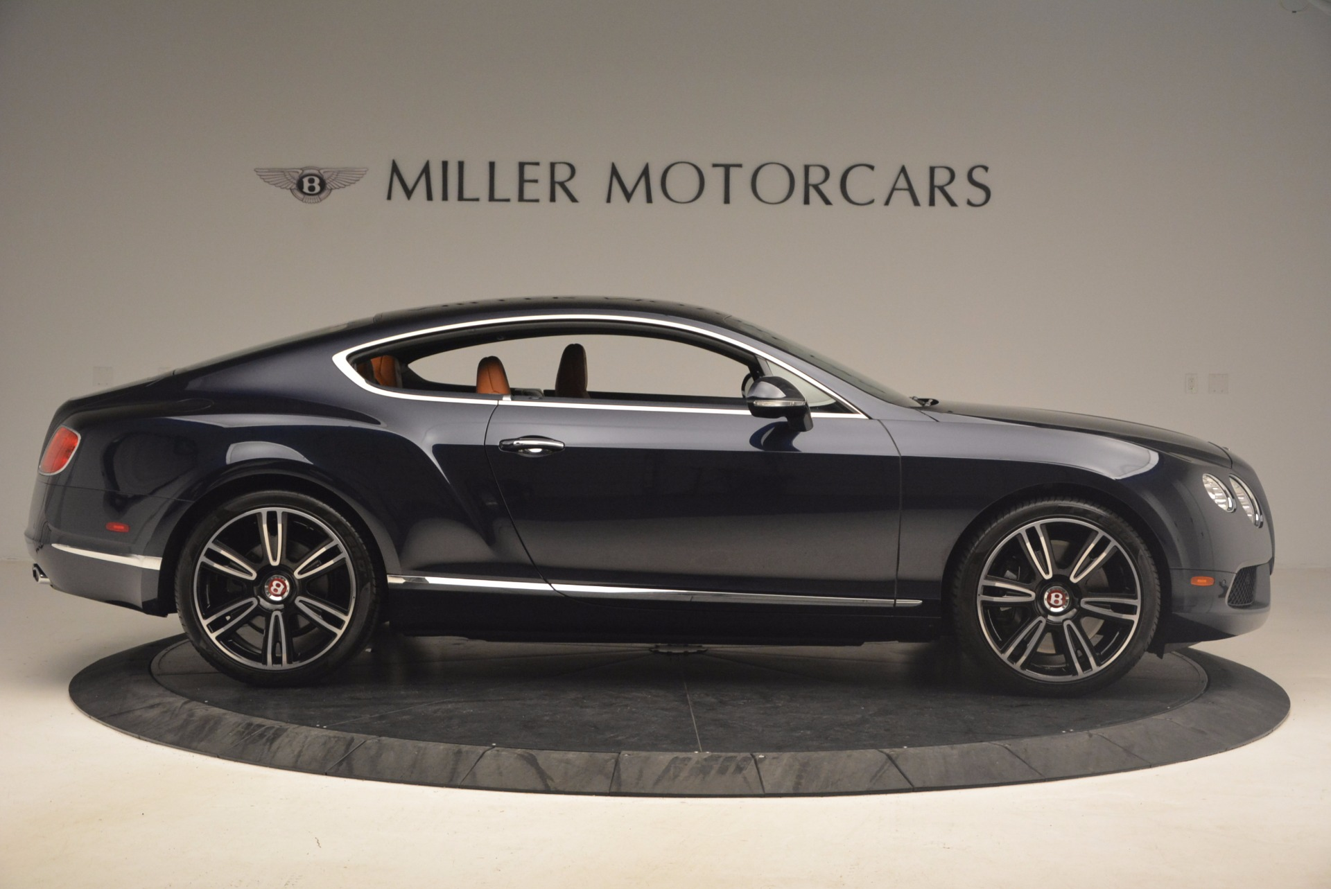 Used 2014 Bentley Continental GT V8 For Sale In Greenwich, CT 1187_p9