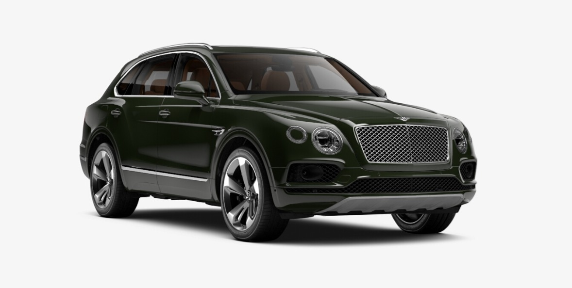 Used 2017 Bentley Bentayga  For Sale In Greenwich, CT 1188_main