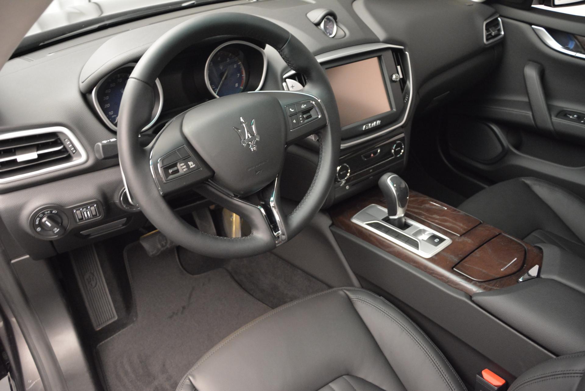 Used 2015 Maserati Ghibli S Q4 For Sale In Greenwich, CT 119_p12