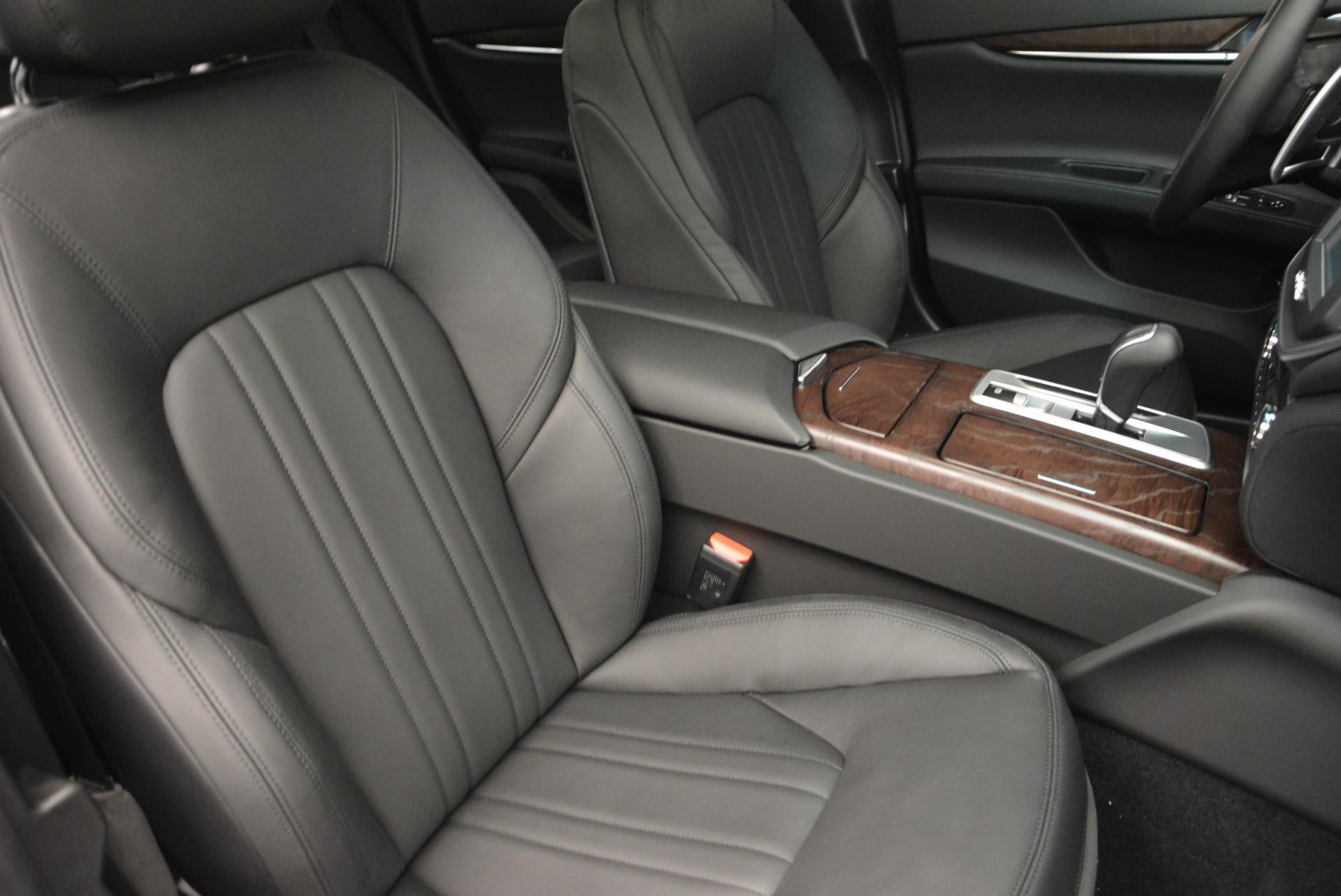 Used 2015 Maserati Ghibli S Q4 For Sale In Greenwich, CT 119_p19