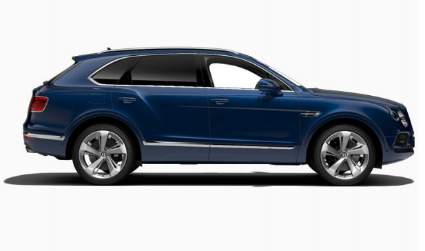 Used 2017 Bentley Bentayga  For Sale In Greenwich, CT 1195_p3