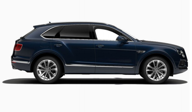 Used 2017 Bentley Bentayga W12 For Sale In Greenwich, CT 1196_p3