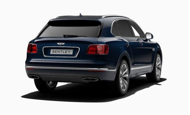 Used 2017 Bentley Bentayga W12 For Sale In Greenwich, CT 1196_p4