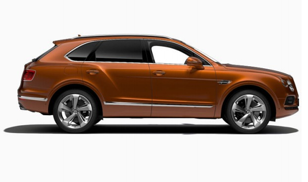 Used 2017 Bentley Bentayga  For Sale In Greenwich, CT 1197_p3