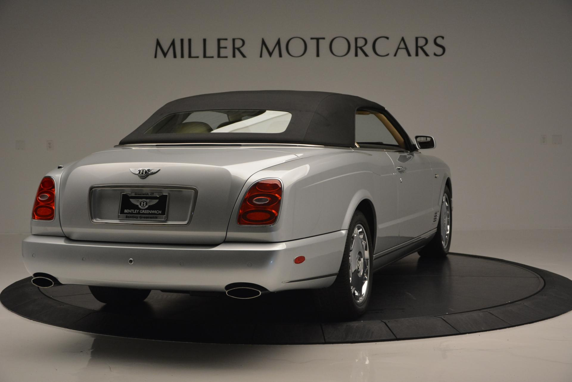 Used 2008 Bentley Azure  For Sale In Greenwich, CT 12_p23