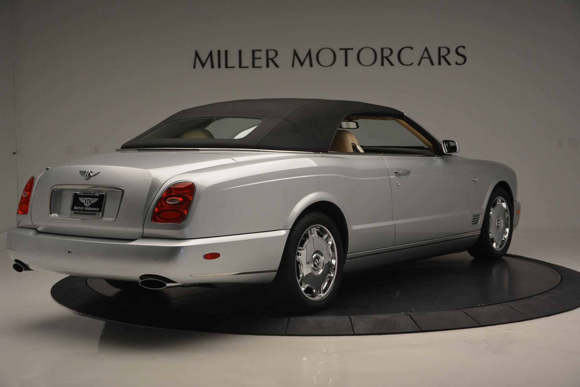 Used 2008 Bentley Azure  For Sale In Greenwich, CT 12_p24