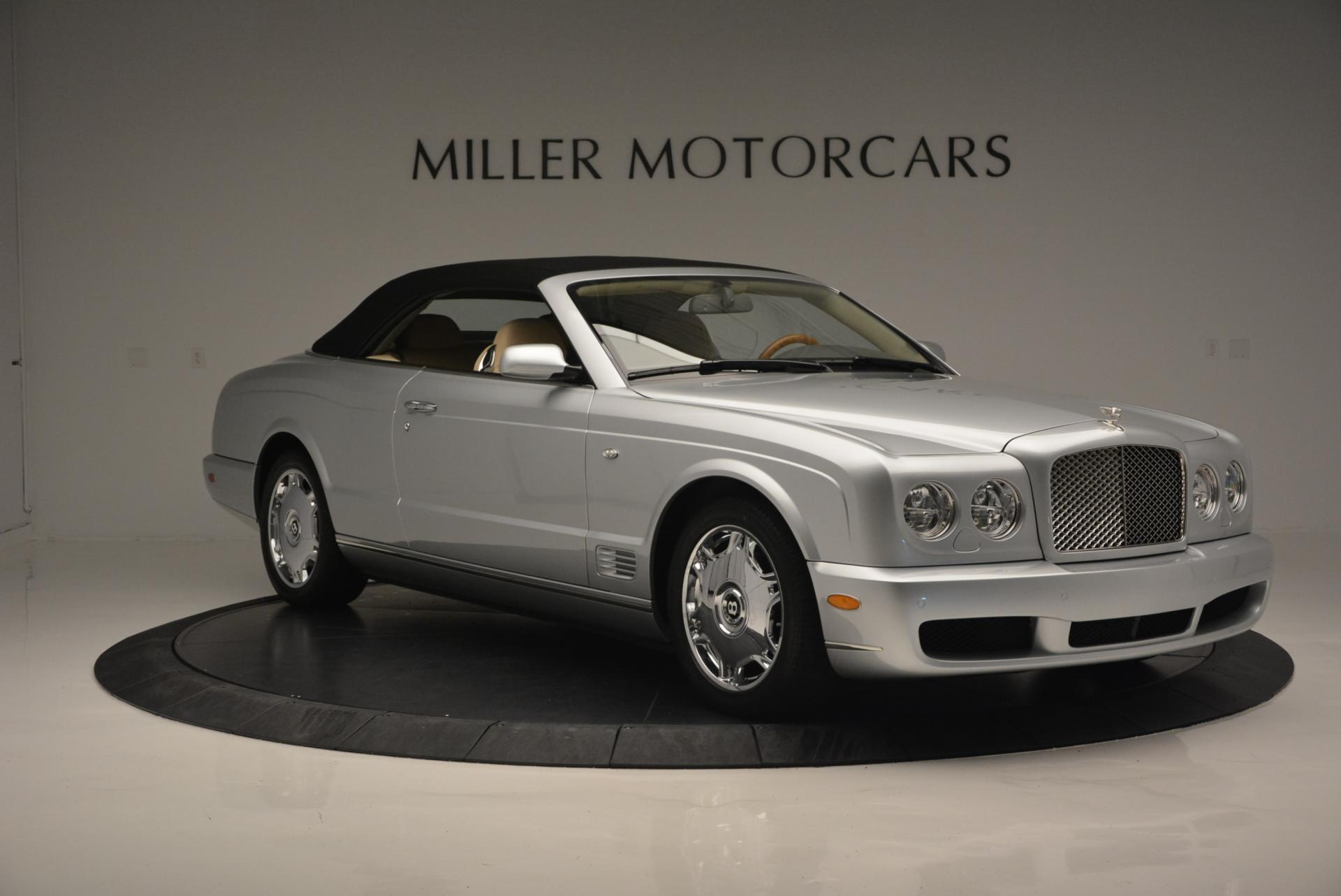 Used 2008 Bentley Azure  For Sale In Greenwich, CT 12_p28