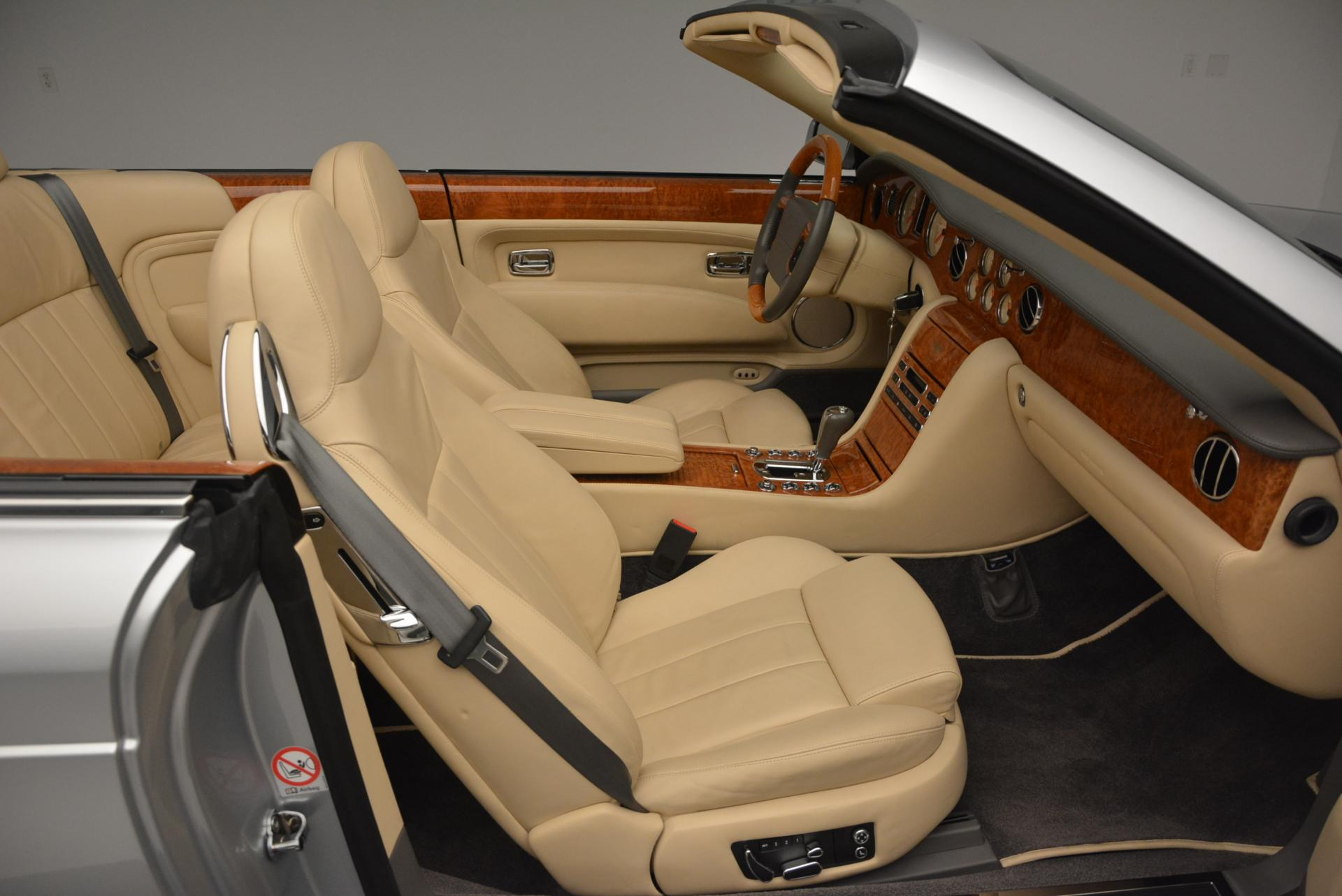 Used 2008 Bentley Azure  For Sale In Greenwich, CT 12_p51