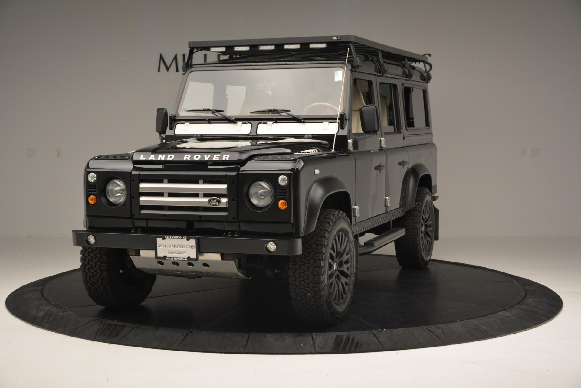 Used 1985 LAND ROVER Defender 110  For Sale In Greenwich, CT 120_main