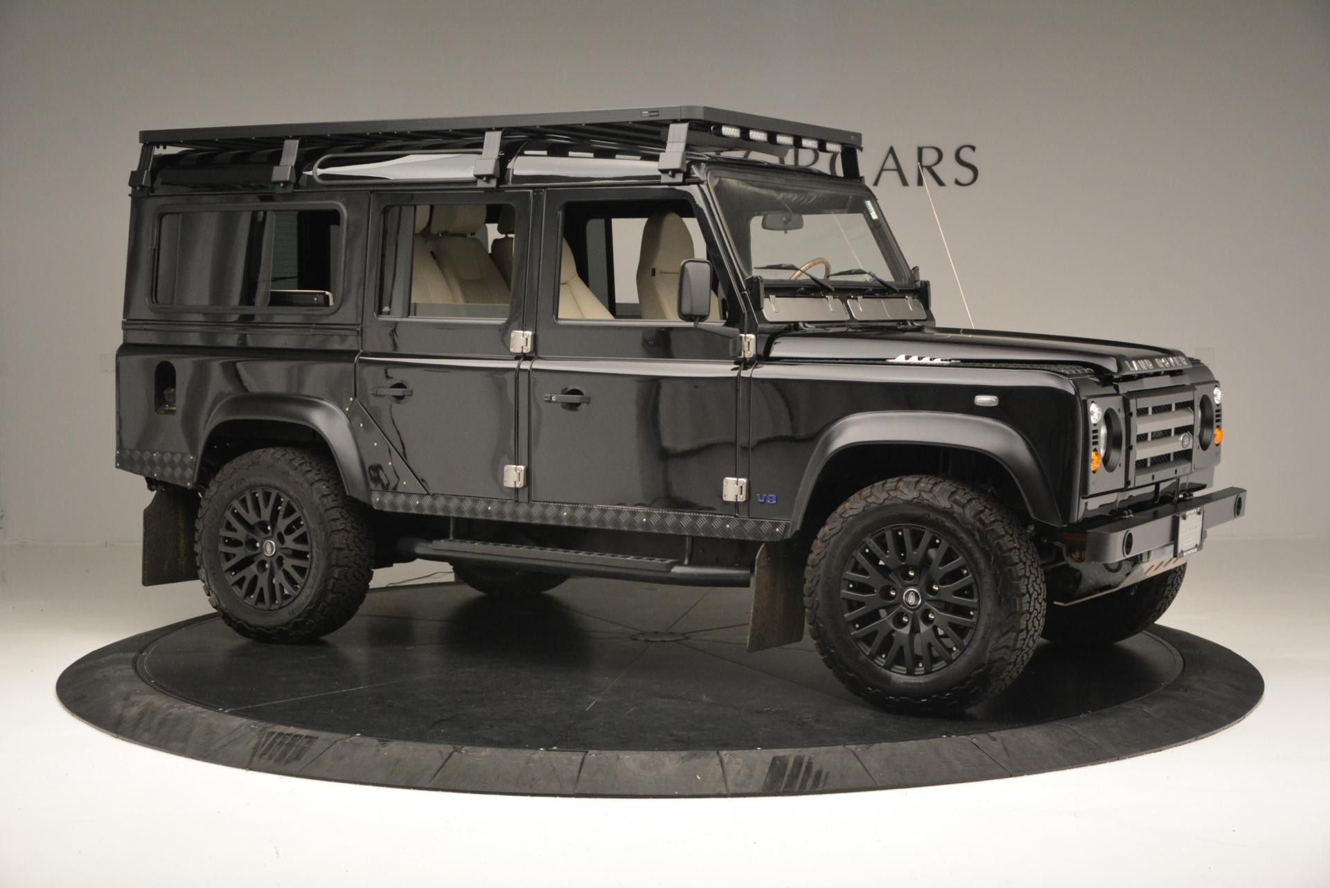 Used 1985 LAND ROVER Defender 110  For Sale In Greenwich, CT 120_p9