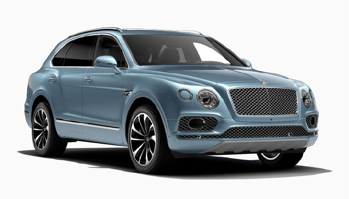Used 2017 Bentley Bentayga  For Sale In Greenwich, CT 1200_main